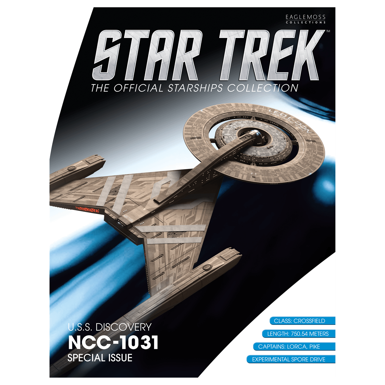 Star Trek: U.S.S. Discovery XL Starship Hero Collector - 3