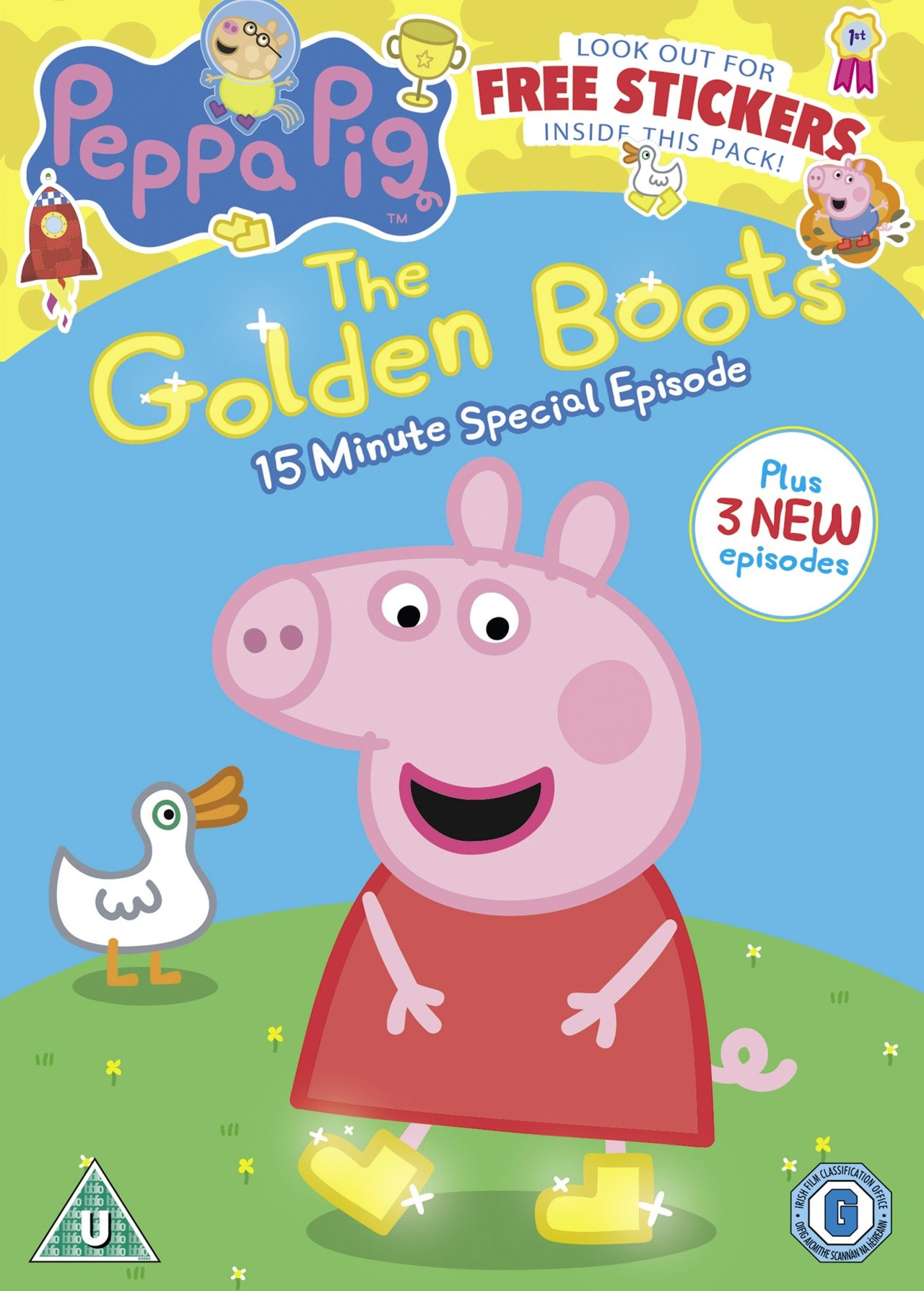 Peppa Pig: The Golden Boots - 1