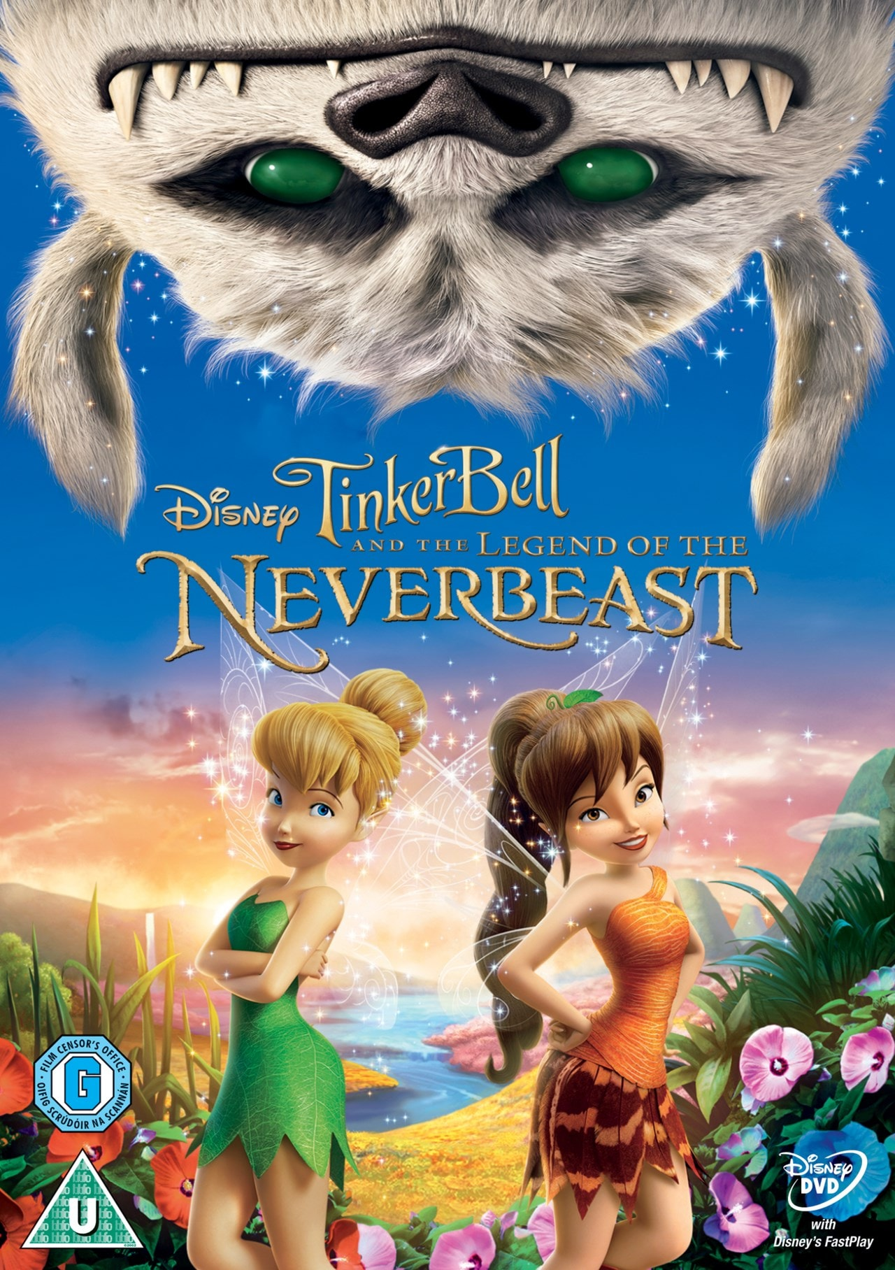 Tinker Bell and the Legend of the NeverBeast - 1