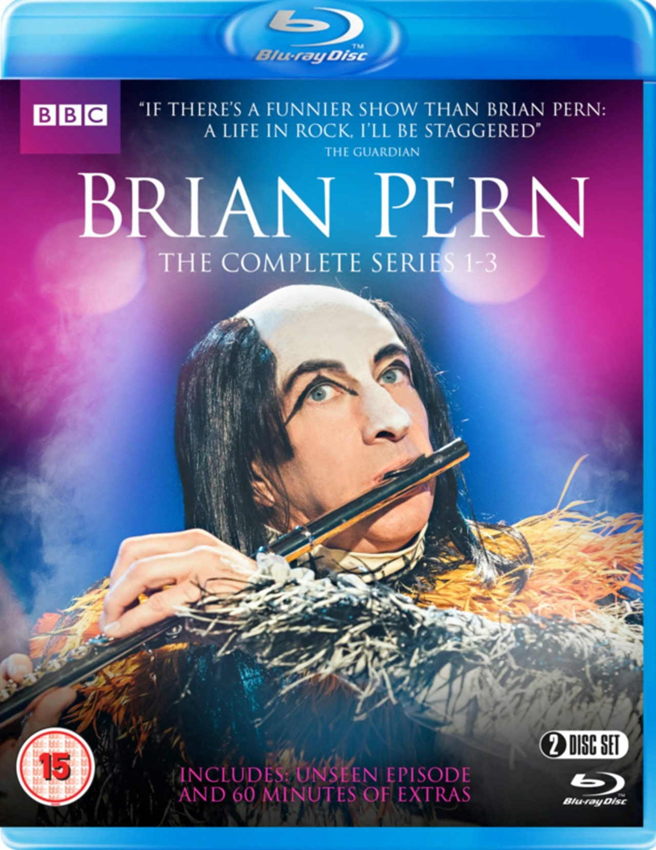 Brian Pern: The Complete Series 1-3 - 1