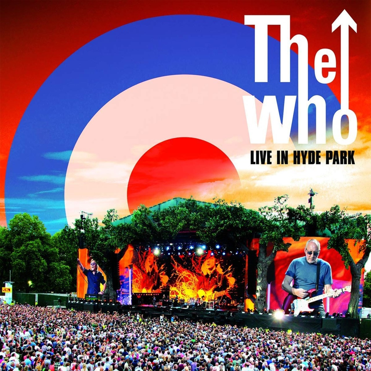 Live in Hyde Park - 1