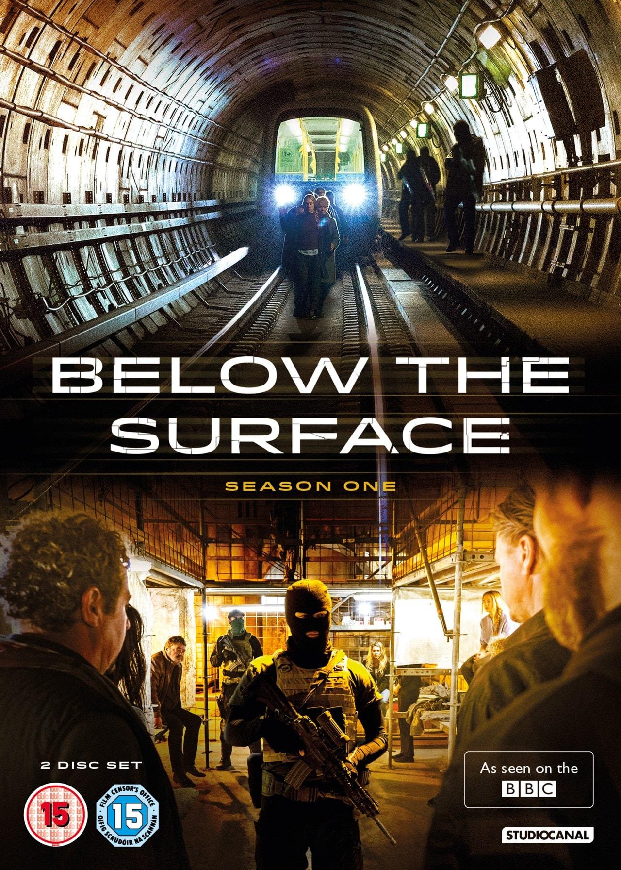 Below the Surface: Season One - 1