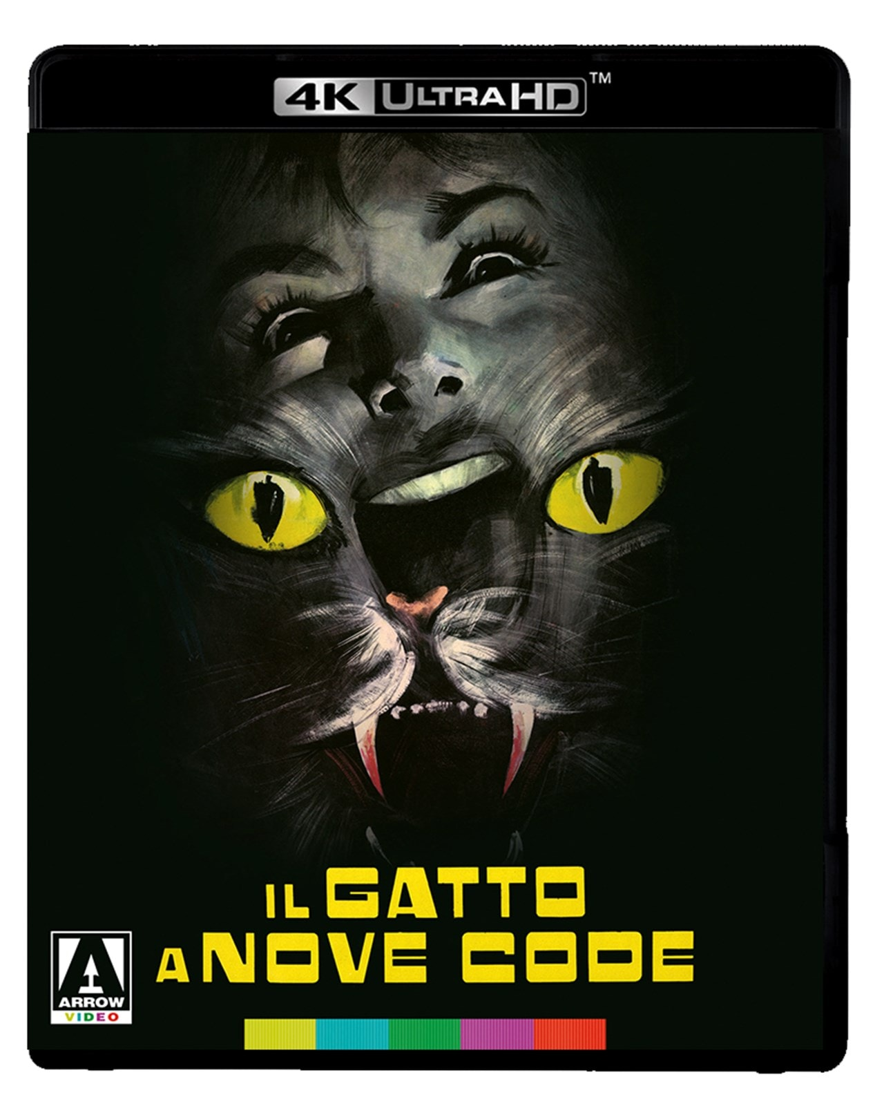 The Cat O' Nine Tails Limited Collector's Edition - 2