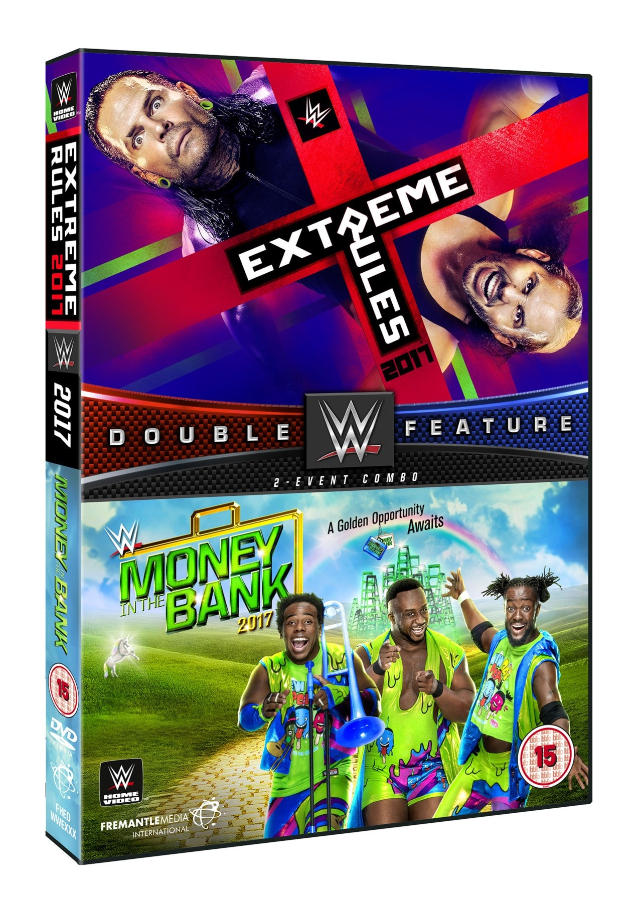 WWE: Extreme Rules 2017/Money in the Bank 2017 - 1