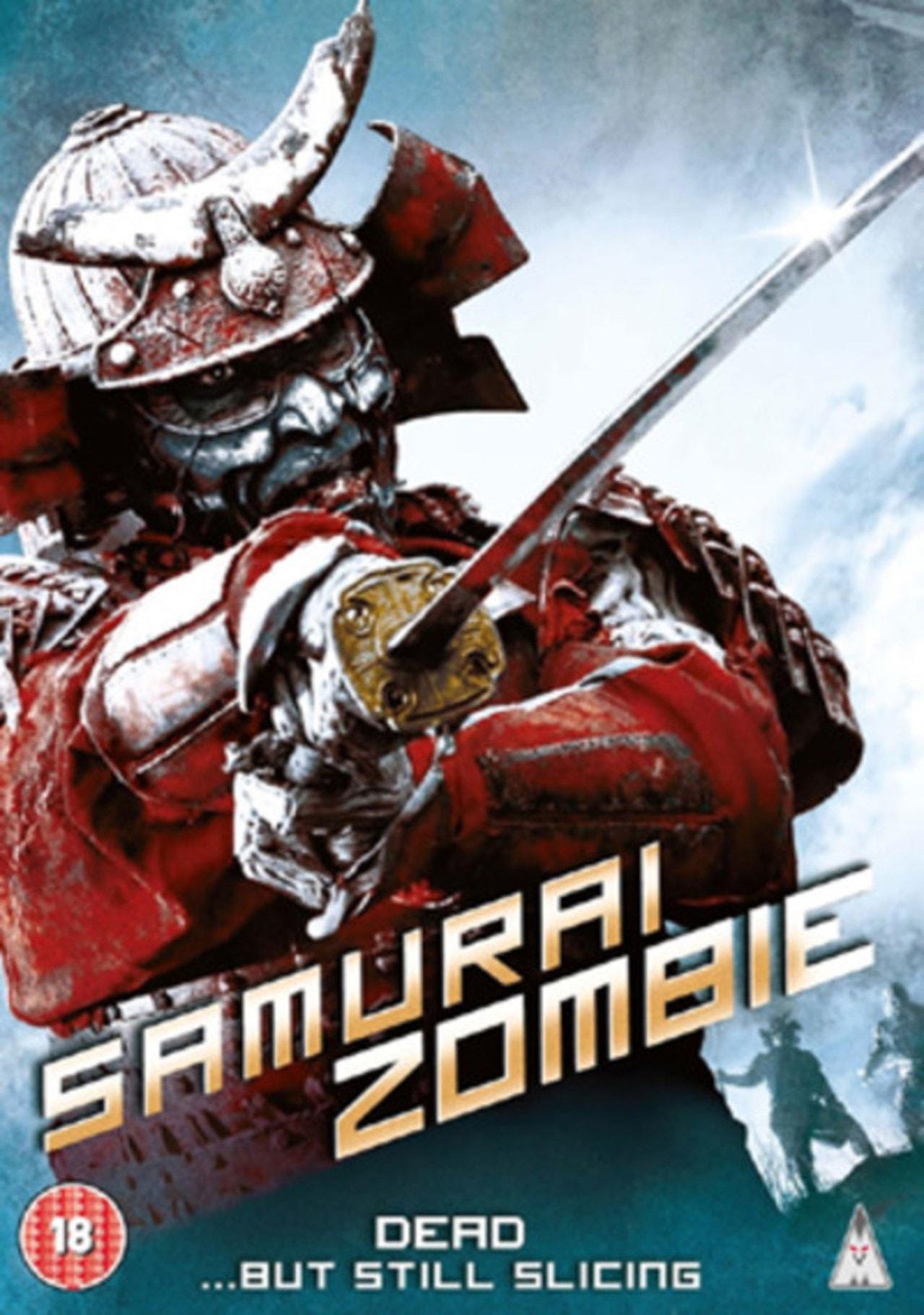 Samurai Zombie - 1