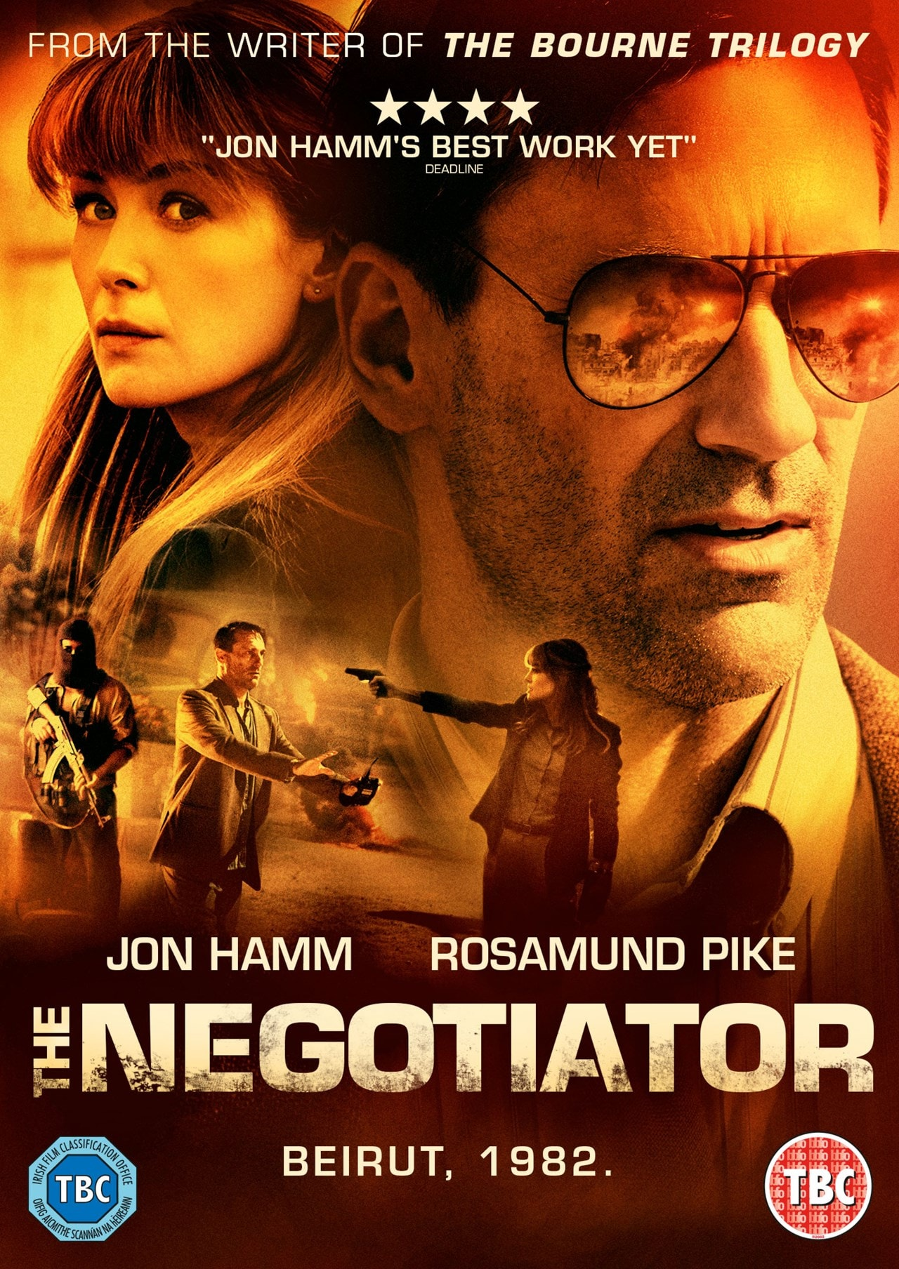 The Negotiator - 1