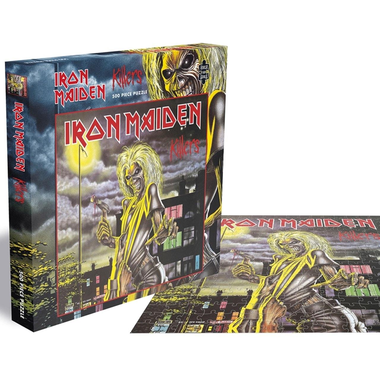 Iron Maiden - Killers: 500 Piece Jigsaw Puzzle - 1