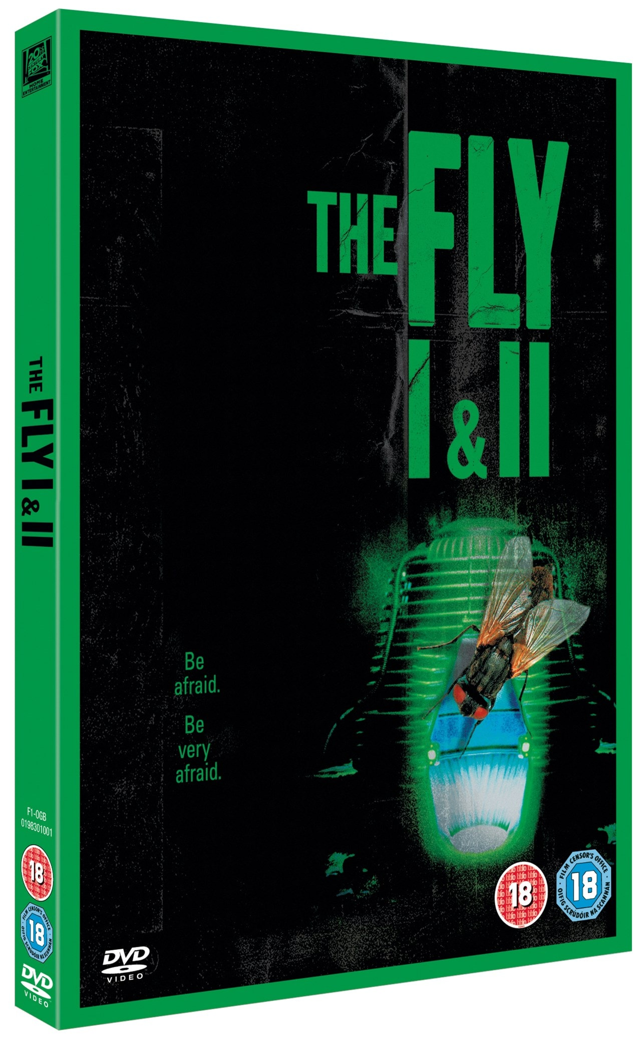 The Fly/The Fly 2 - 2