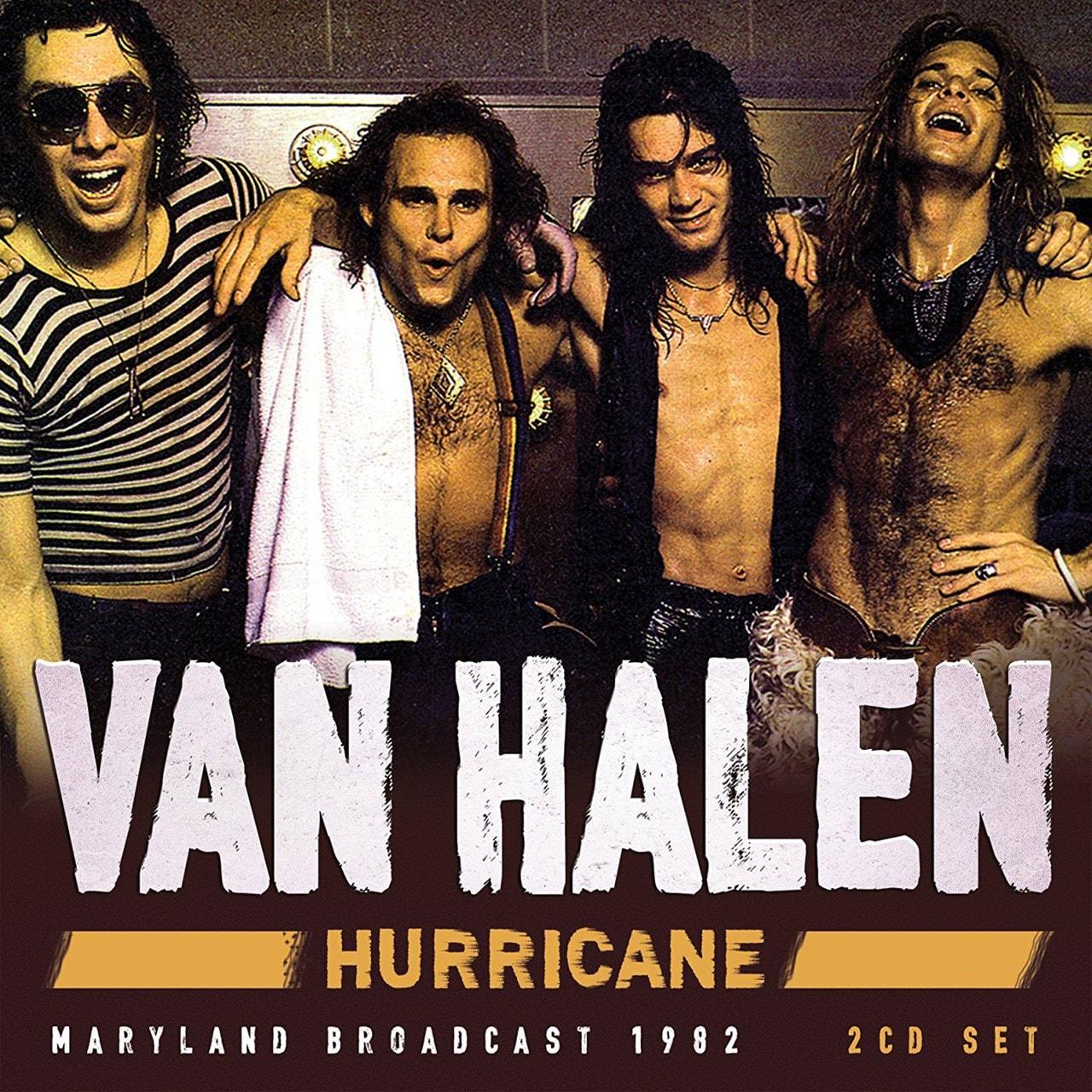 Hurricane: Maryland Broadcast 1982 - 1