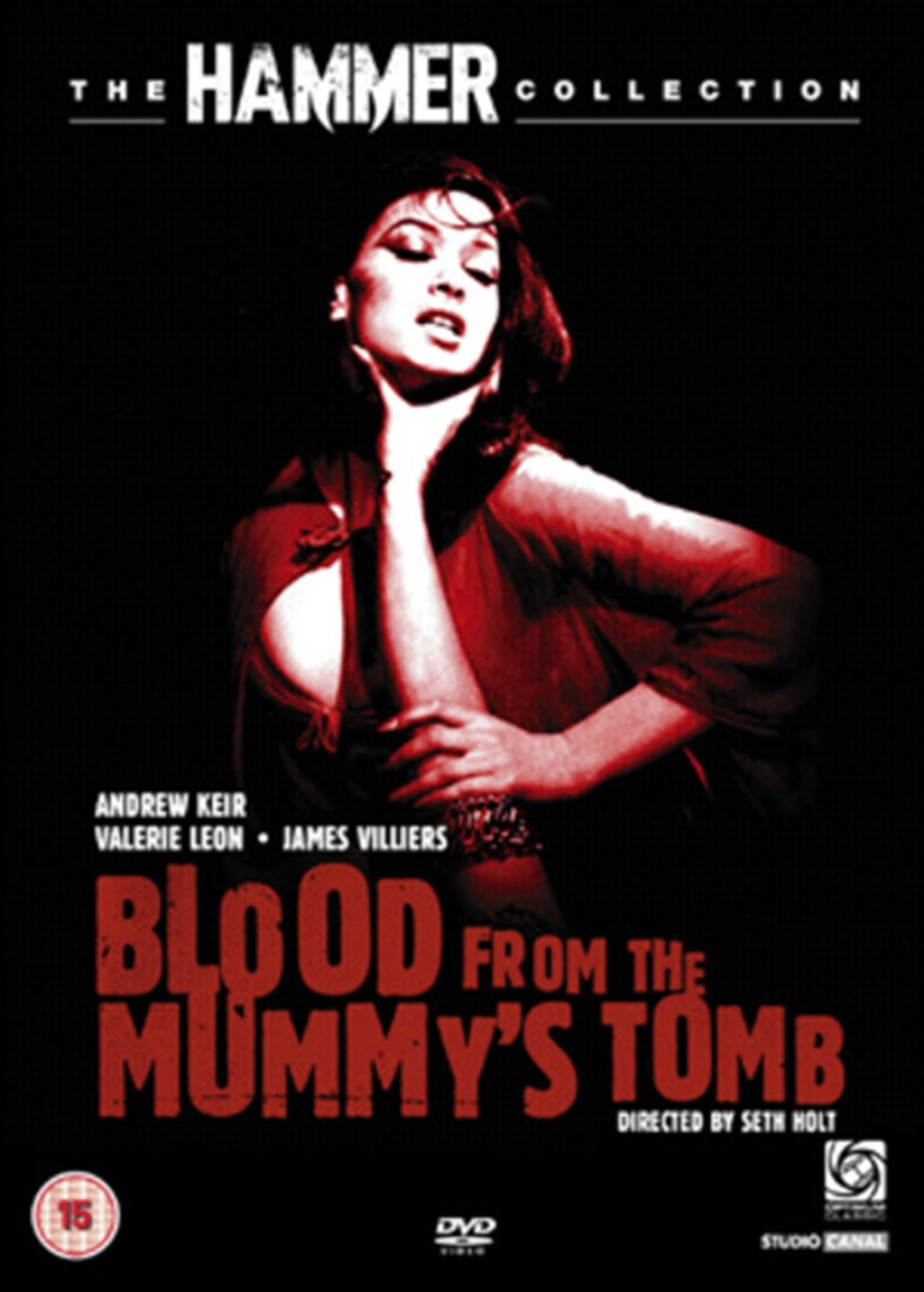 Blood from the Mummy's Tomb - 1