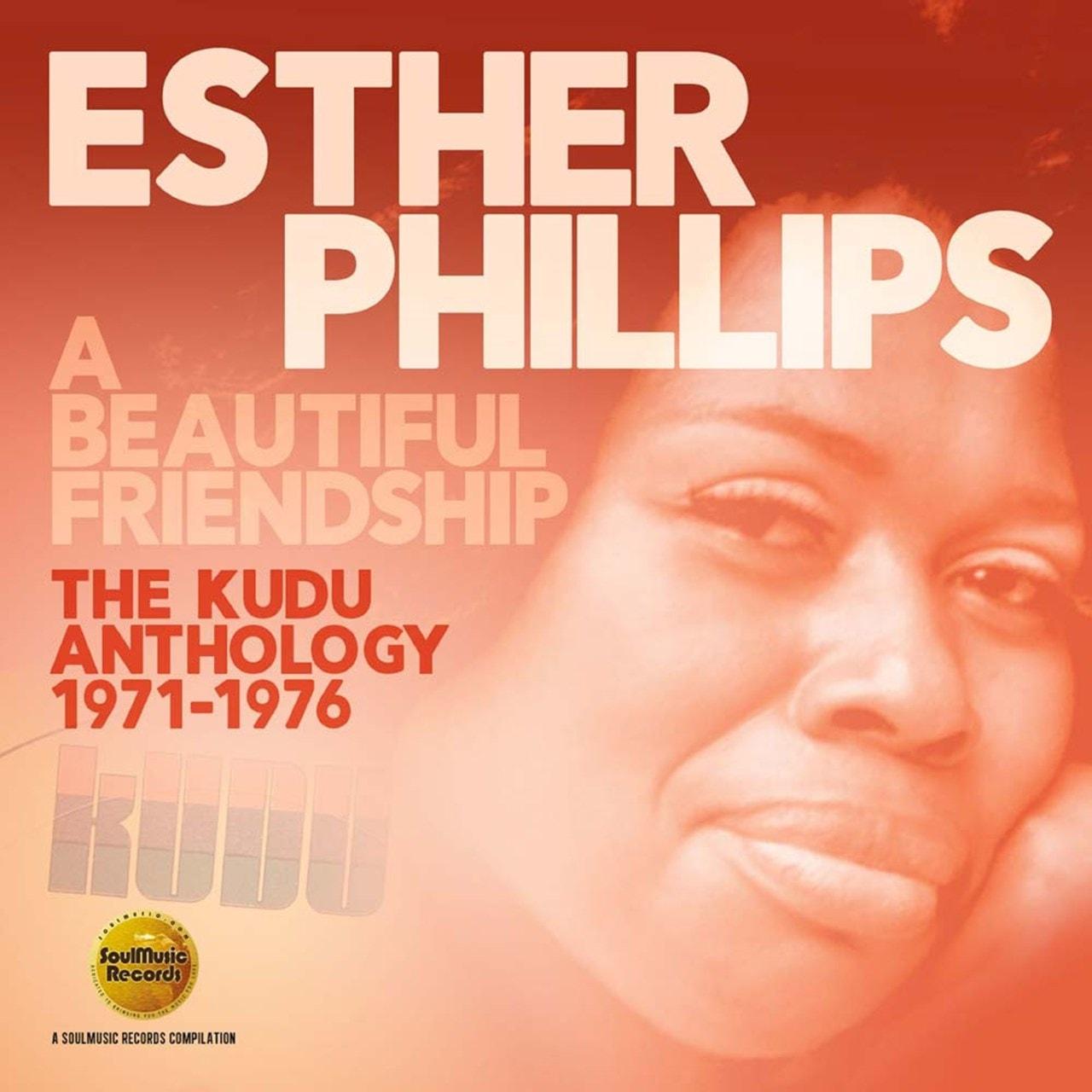 A Beautiful Friendship: The Kudo Anthology 1971-1976 - 1