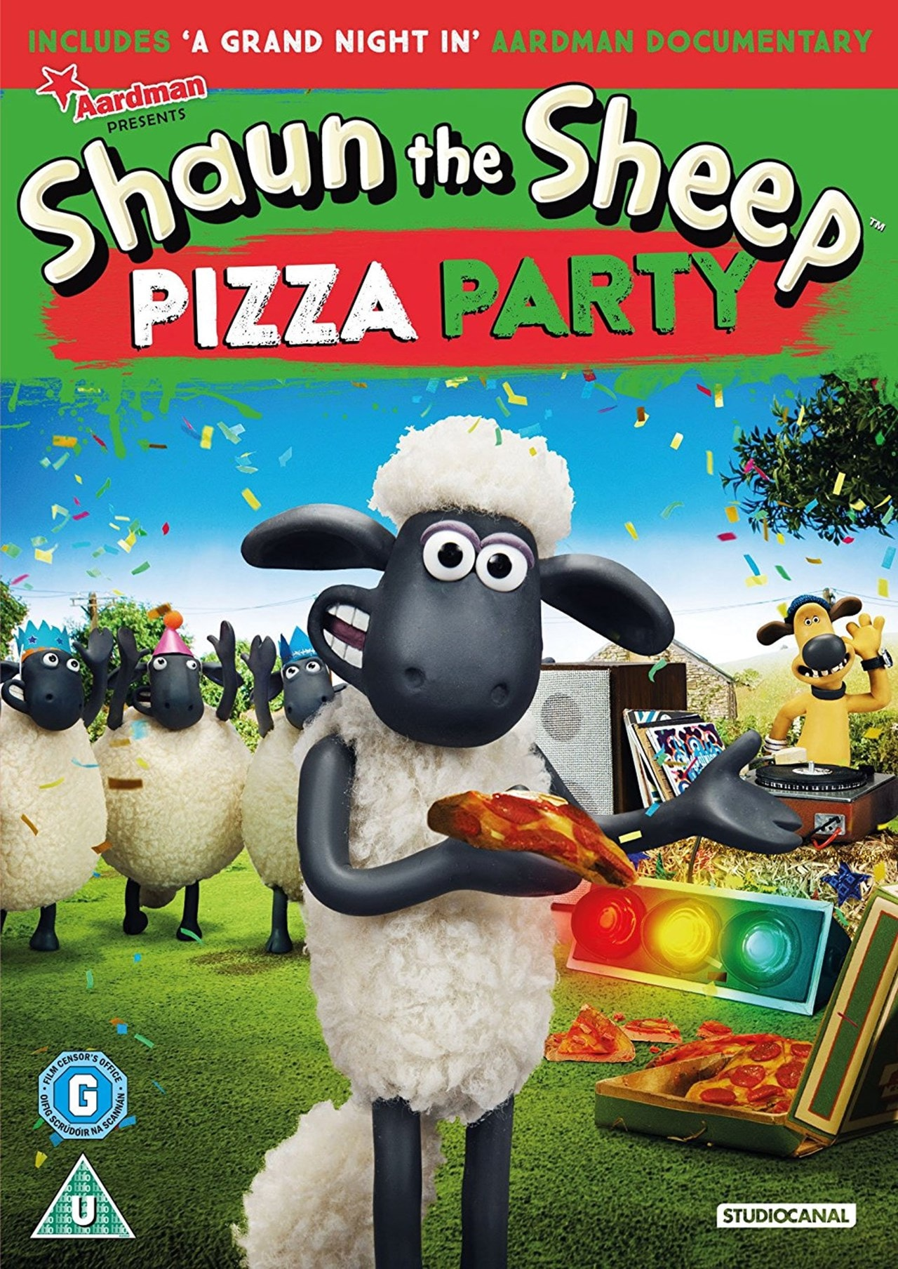 Shaun the Sheep: Pizza Party - 1