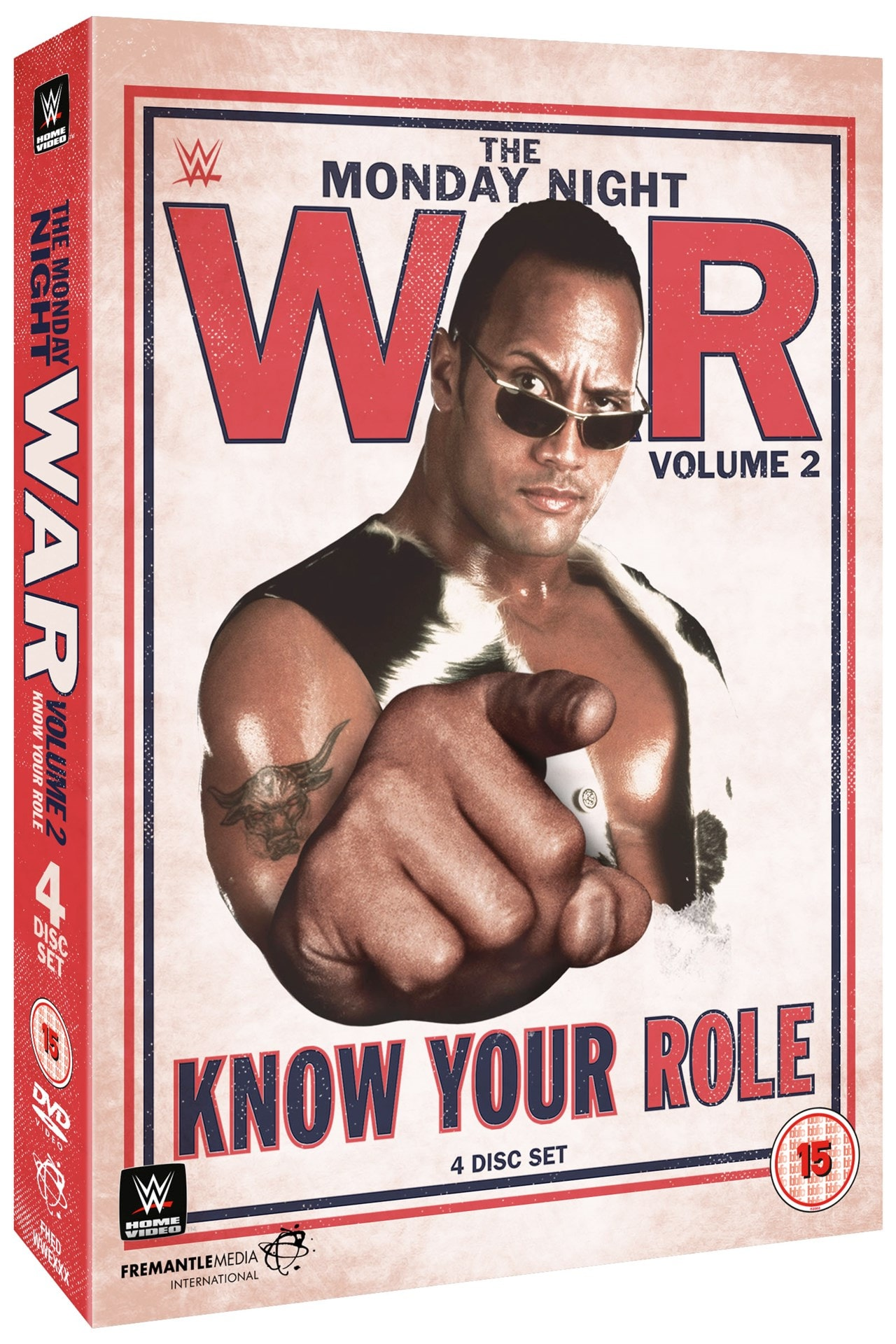 WWE: Monday Night War - Know Your Role: Volume 2 - 1