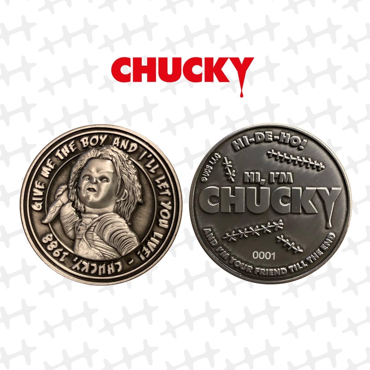 Chucky: Limited Edition Coin - 1
