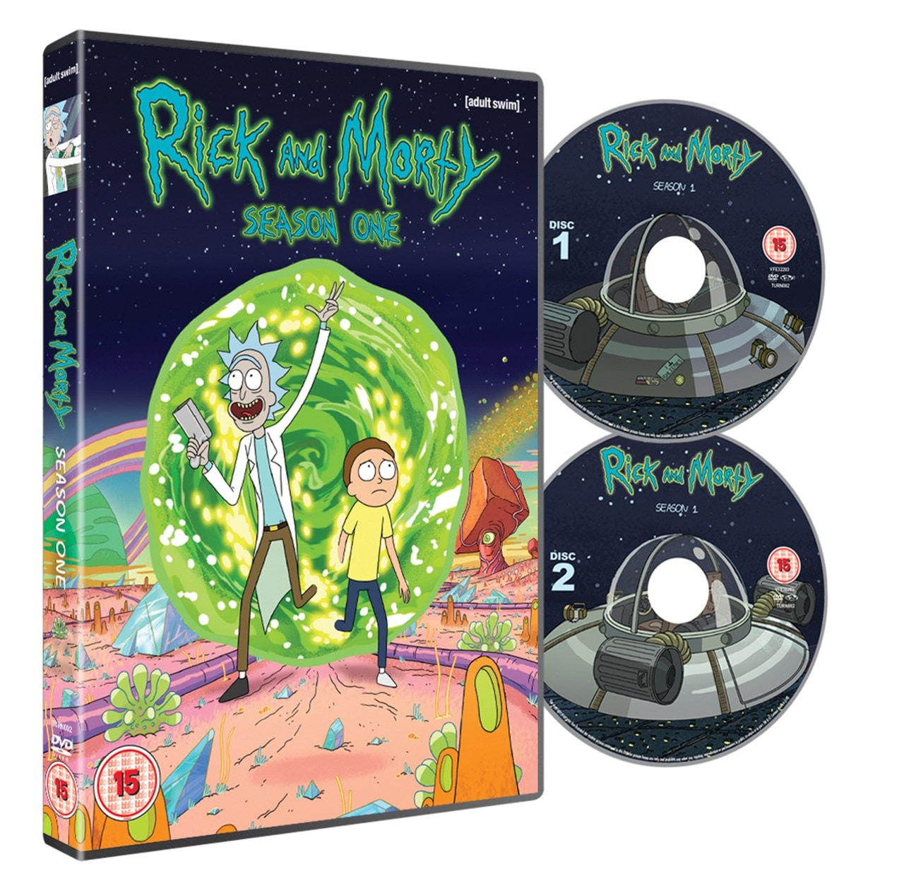 Rick and Morty: Season 1 - 3