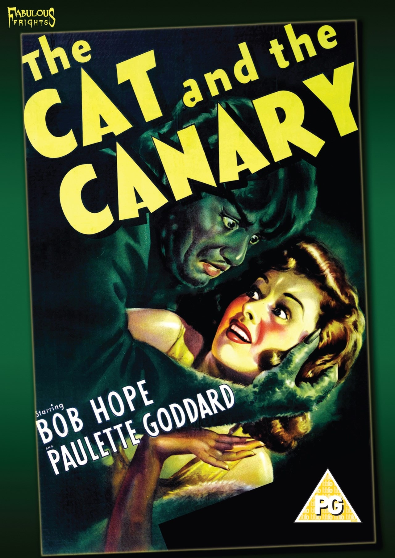 The Cat and the Canary - 1