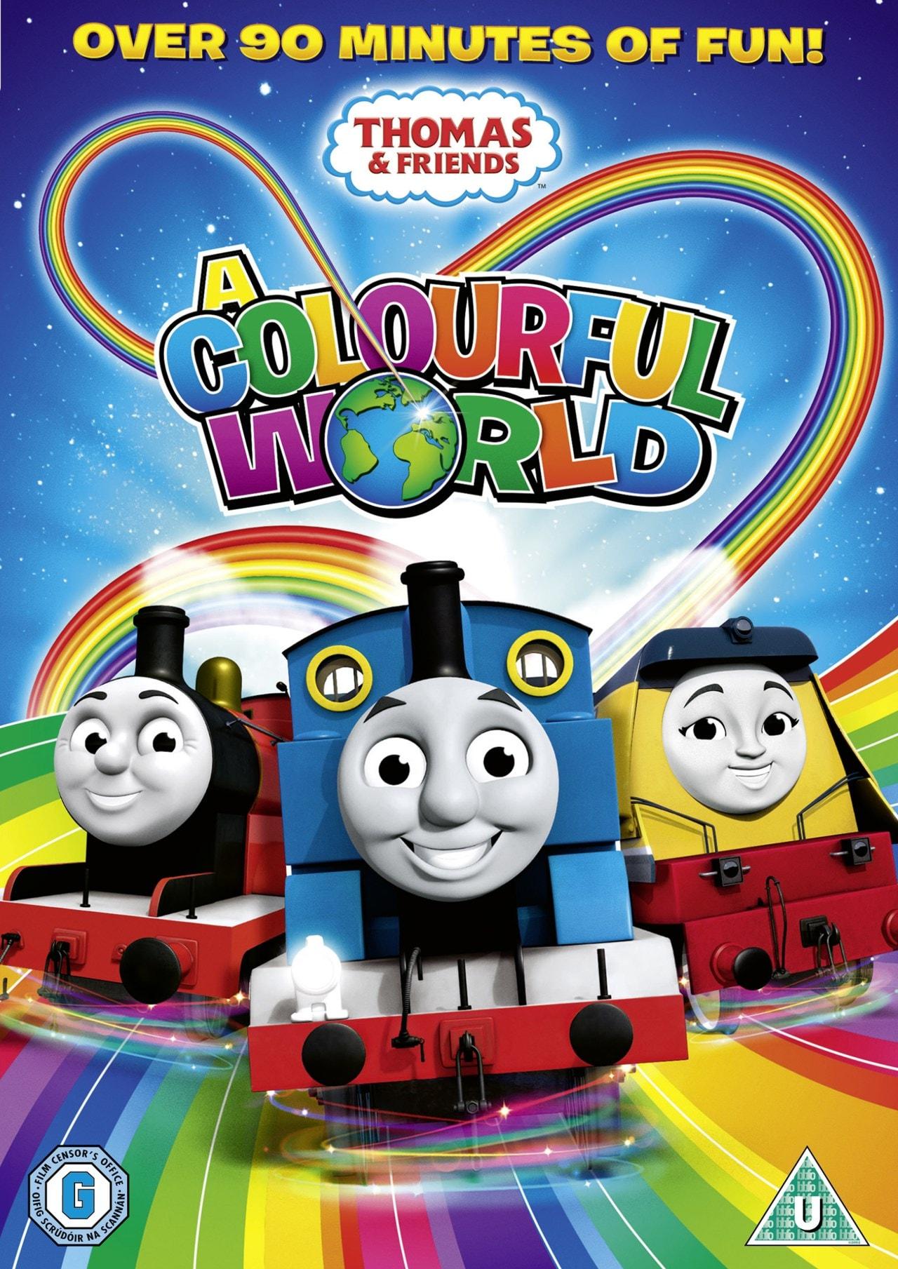 Thomas & Friends: A Colourful World - 1