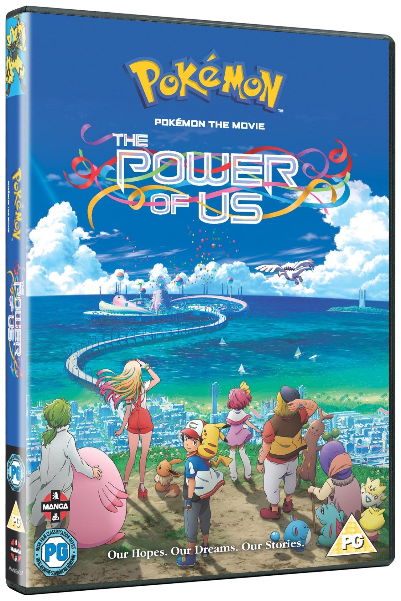 Pokemon - The Movie: The Power of Us - 2