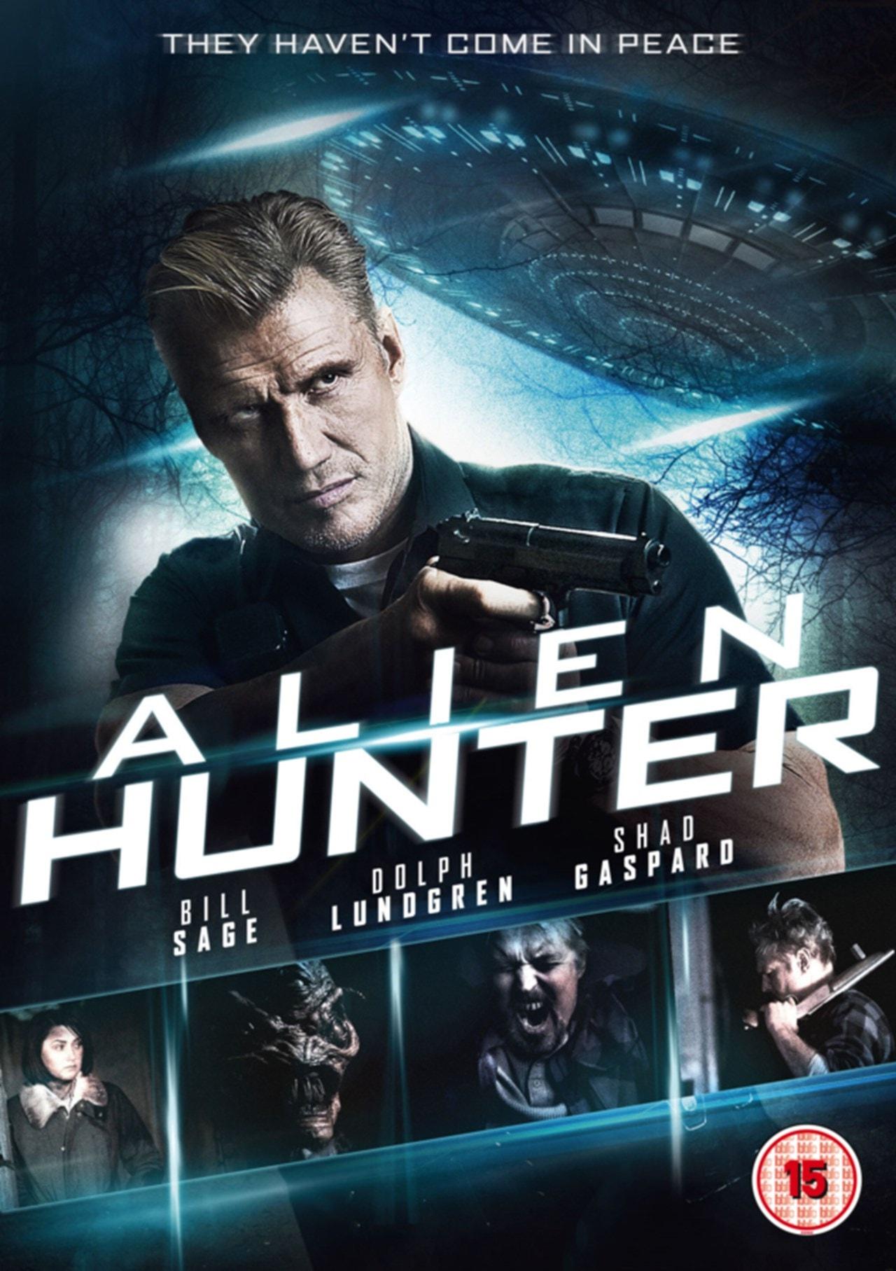 Alien Hunter - 1