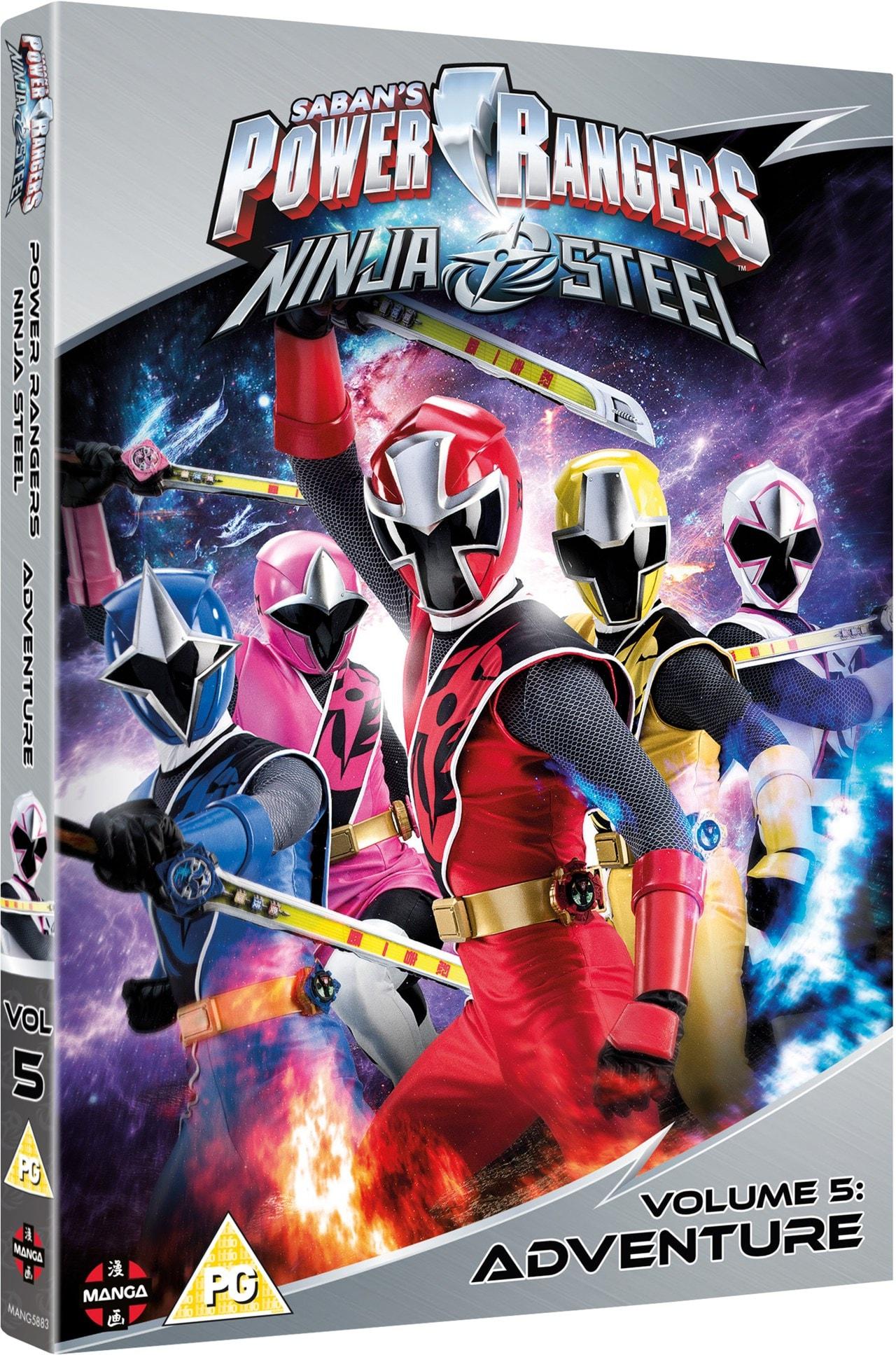 Power Rangers Ninja Steel: Volume 5 - Adventure - 2