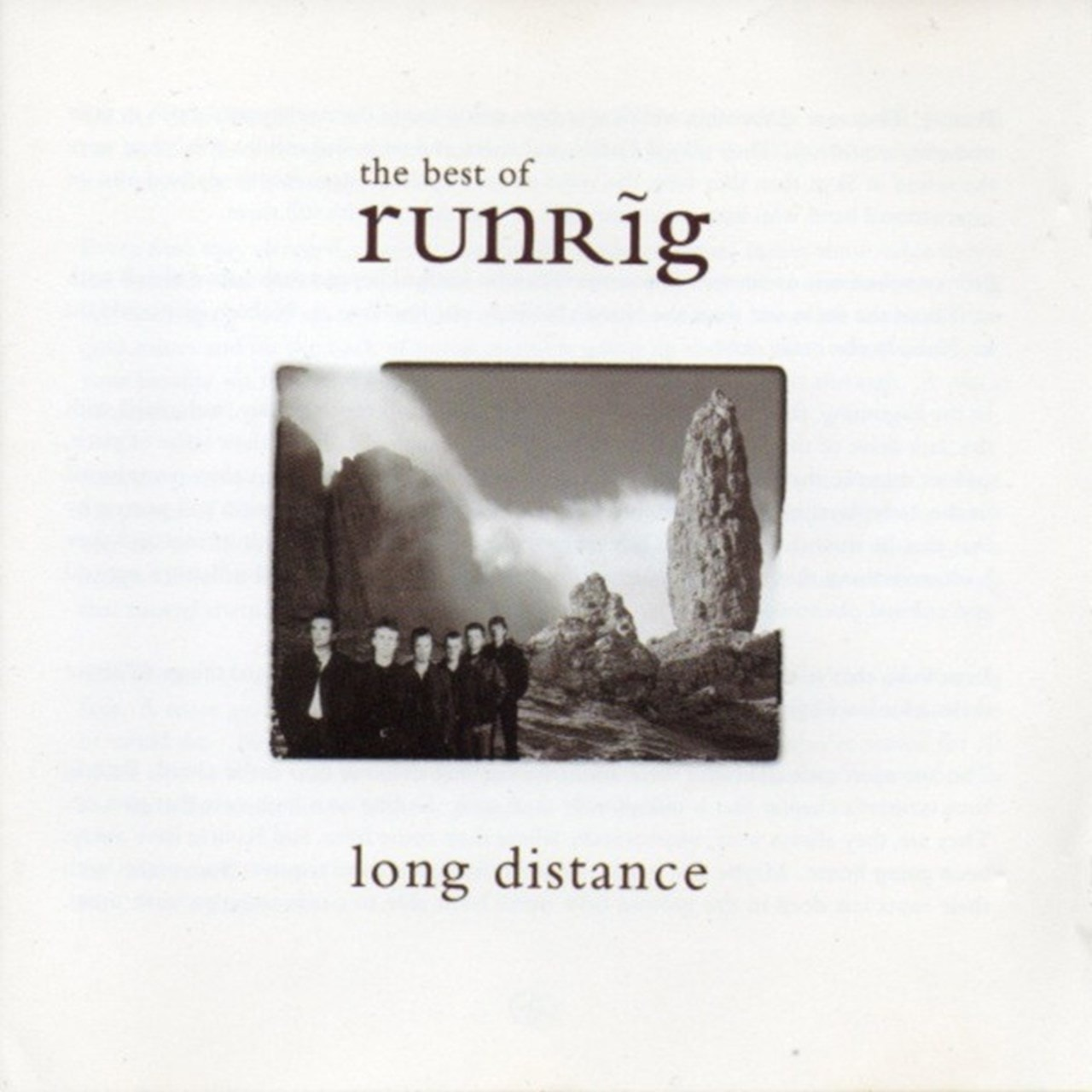 Long Distance: The Best of Runrig - 1