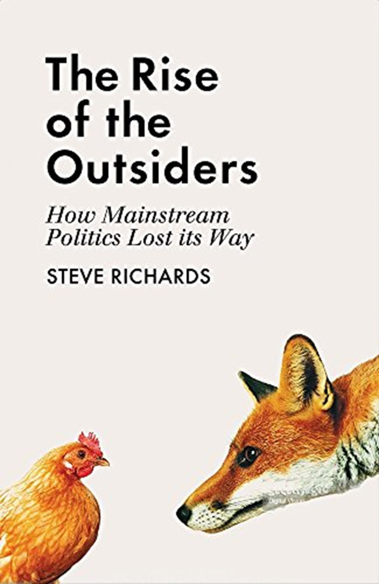 The Rise Of The Outsiders - 1