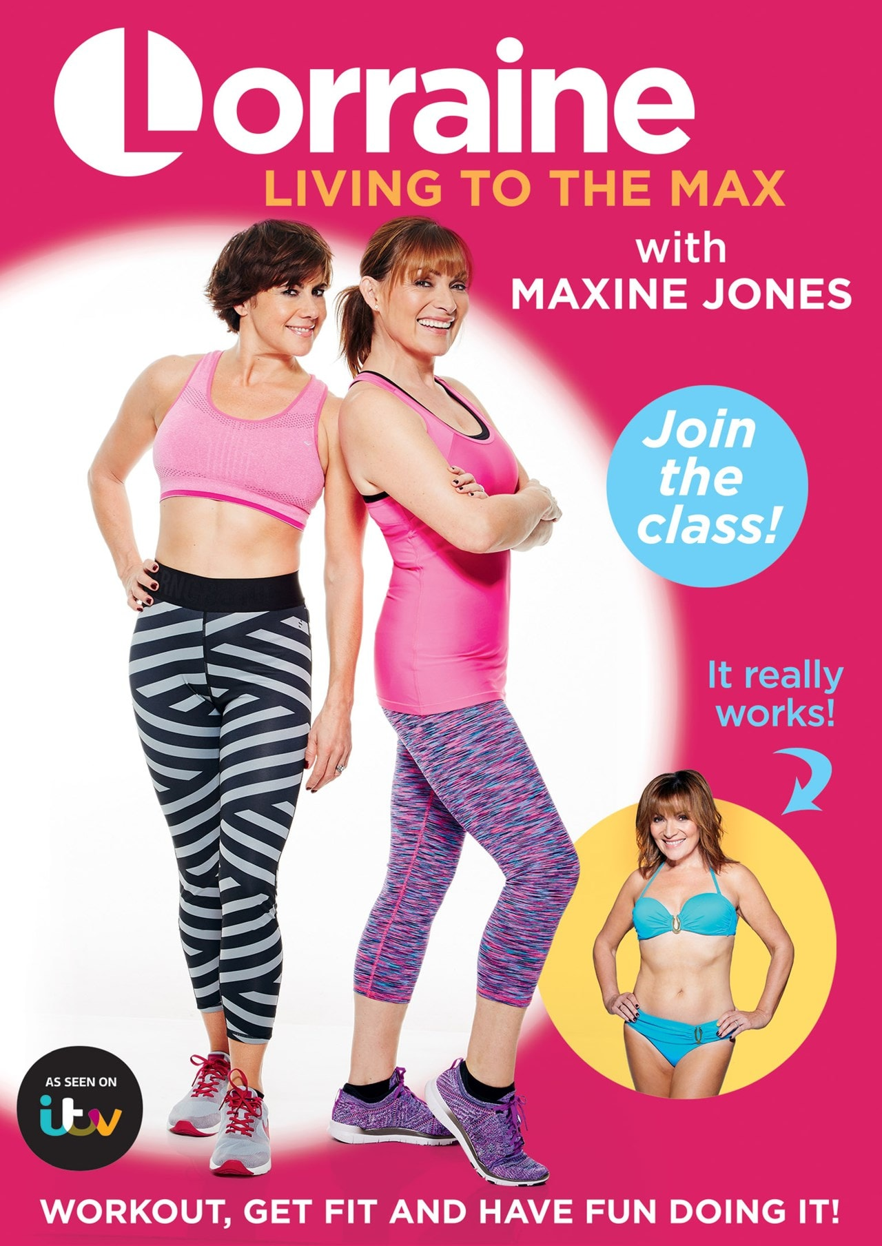 Lorraine Kelly: Living to the Max - 1