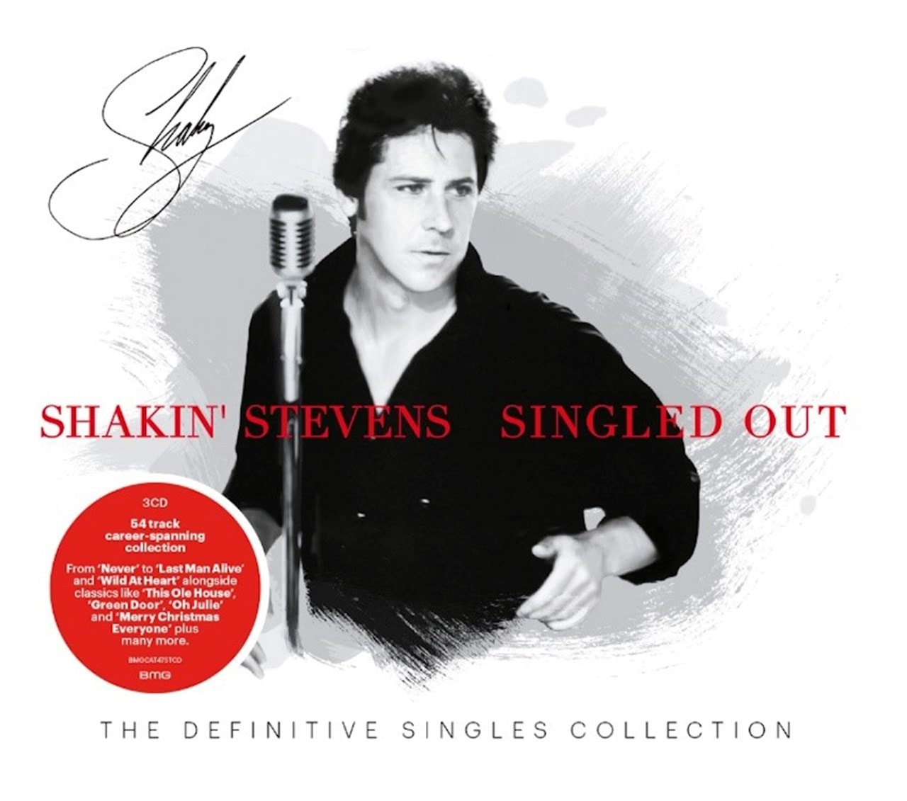 Singled Out: The Definitive Singles Collection - 1