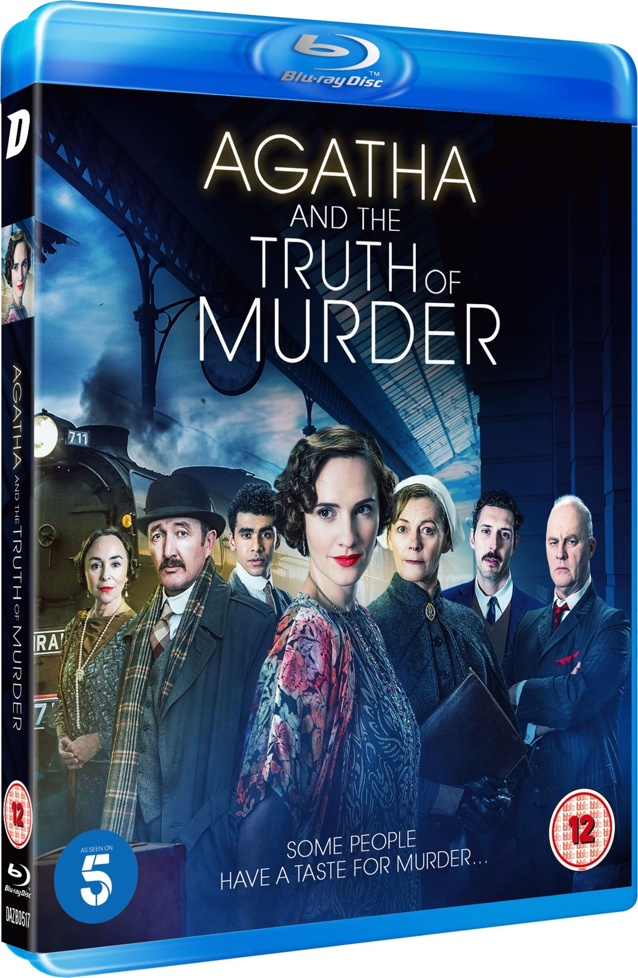 Agatha and the Truth of Murder - 2