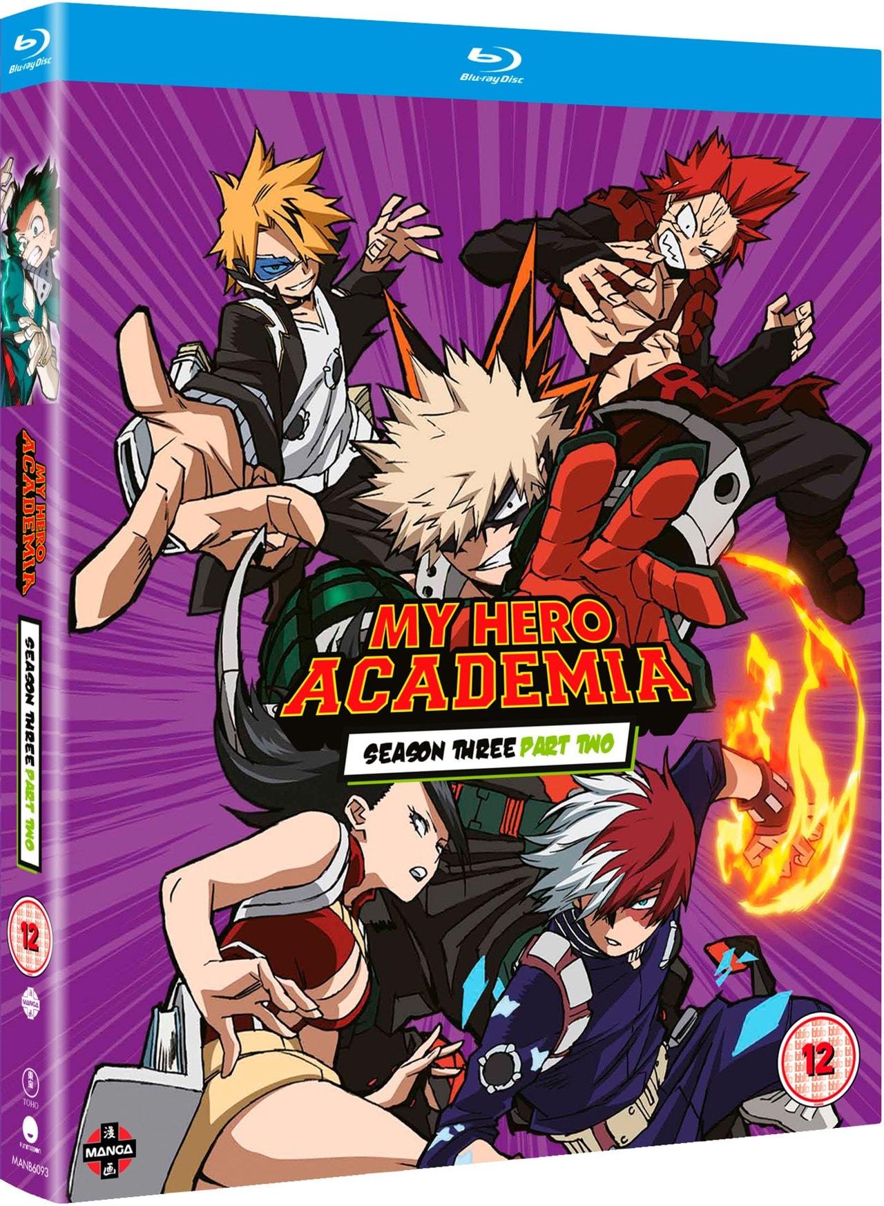 My Hero Academia: Season Three, Part Two - 2