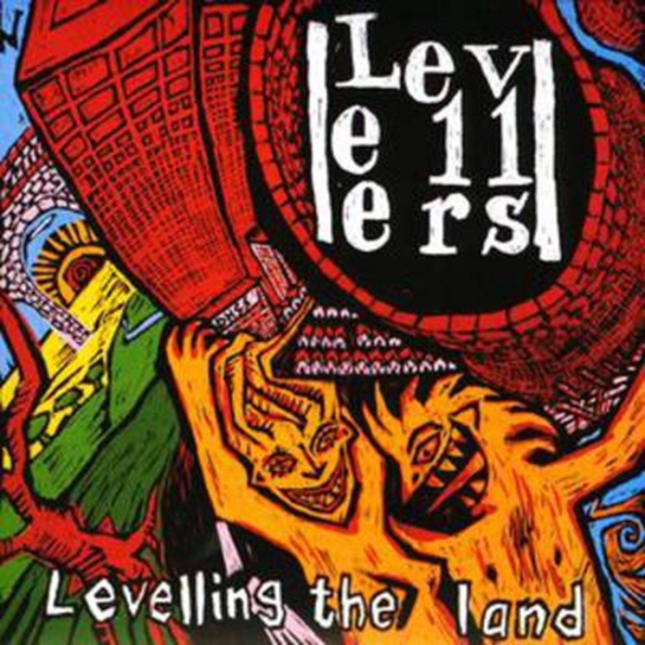 Levelling the Land [collector's Edition] - 1