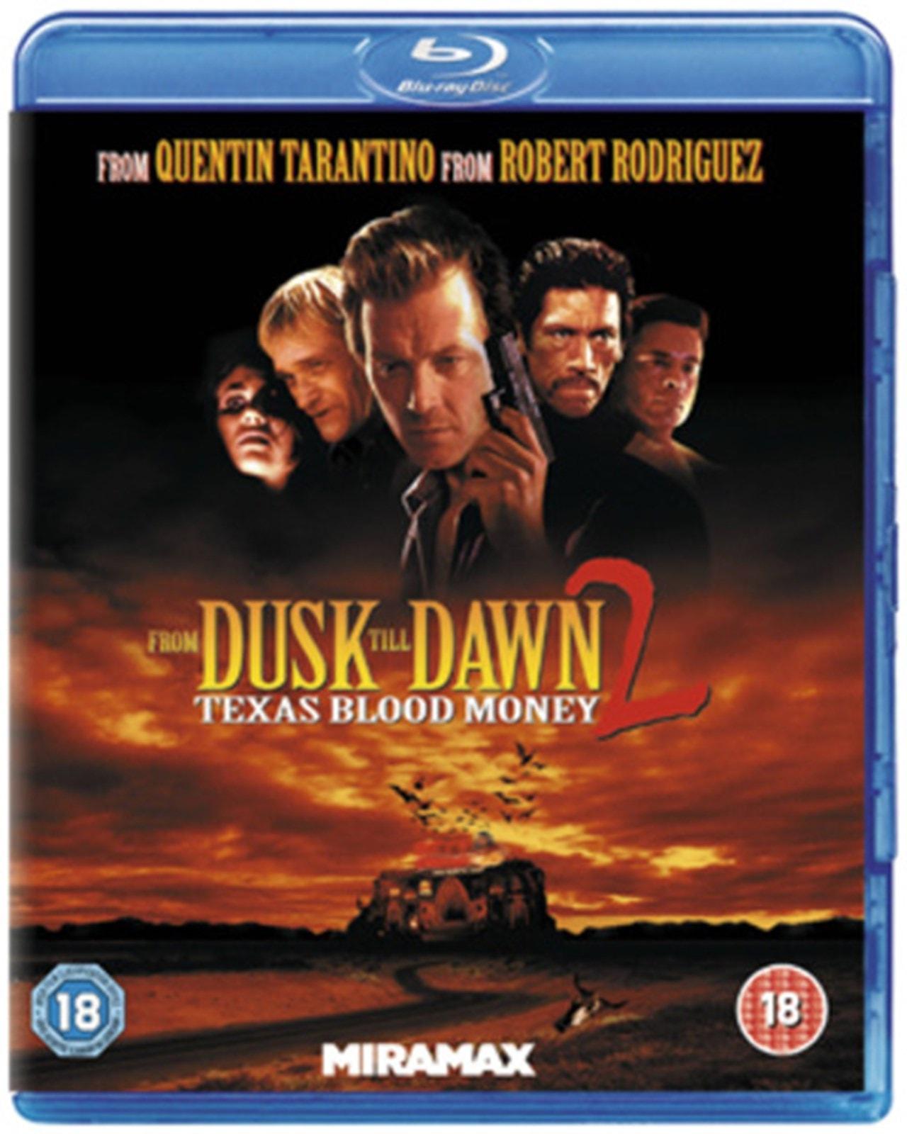 From Dusk Till Dawn 2 - Texas Blood Money - 1