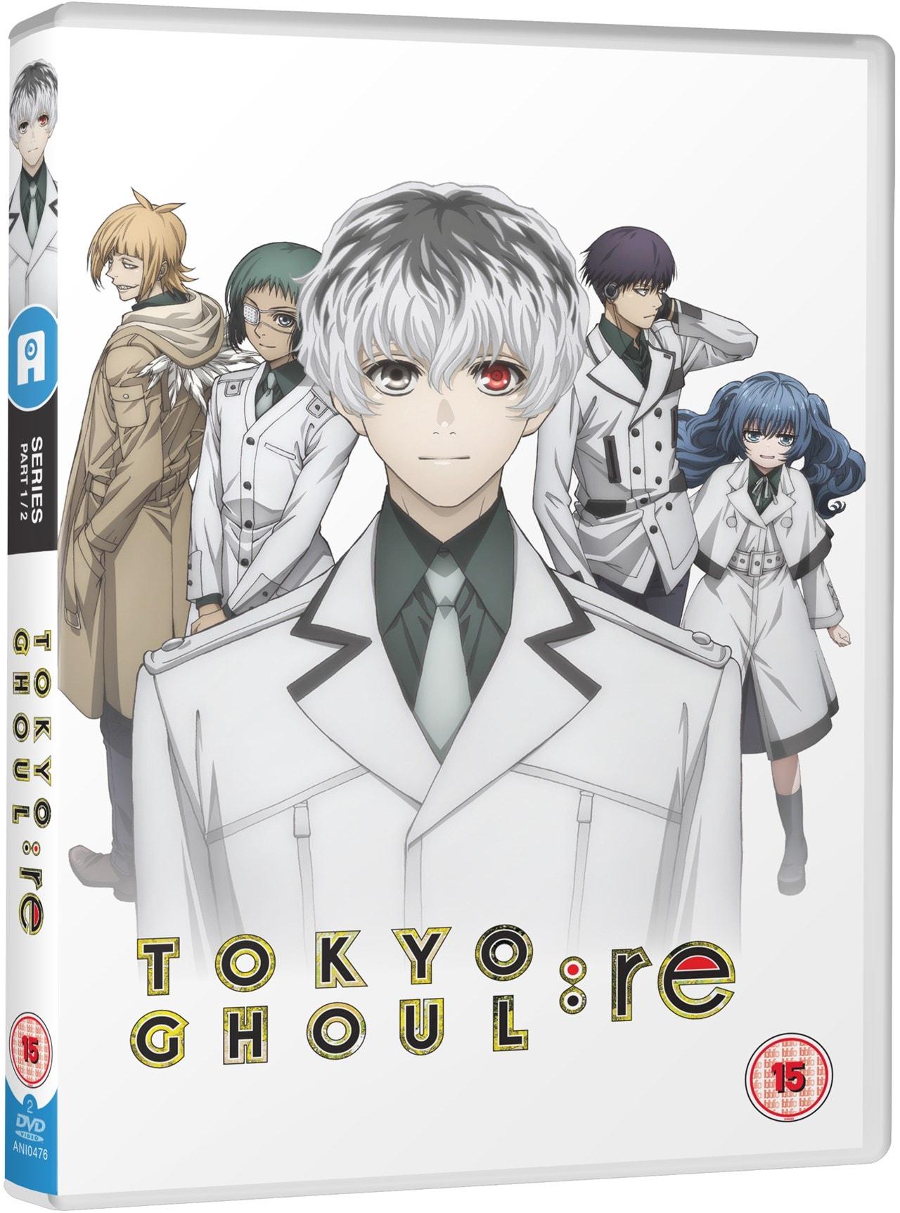 Tokyo Ghoul:re - Part 1 - 1