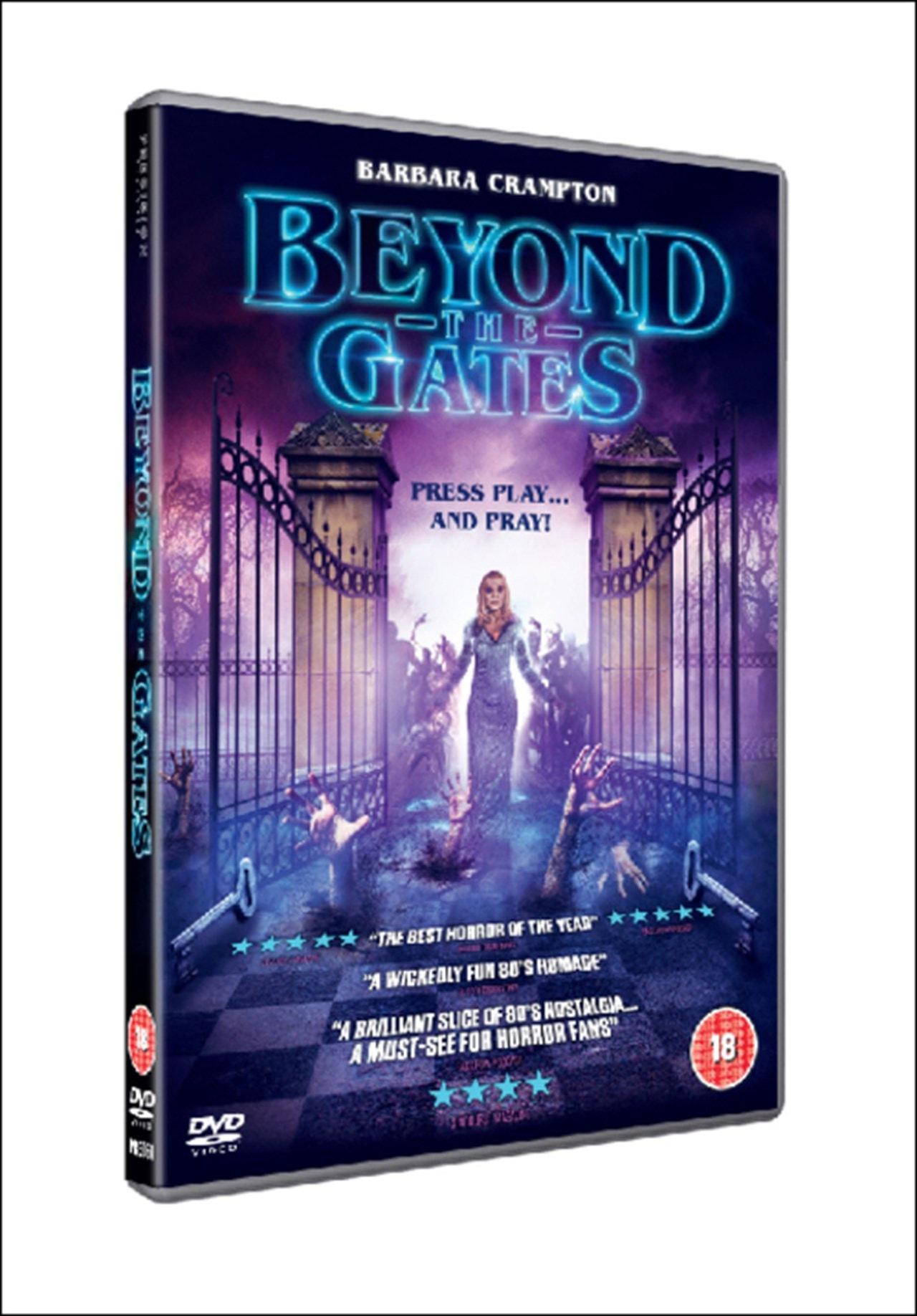 Beyond the Gates - 2