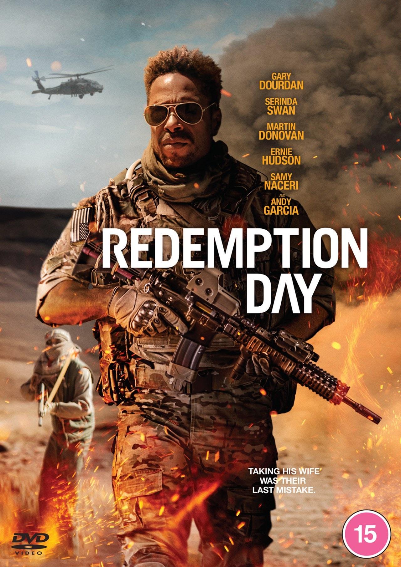 Redemption Day - 1