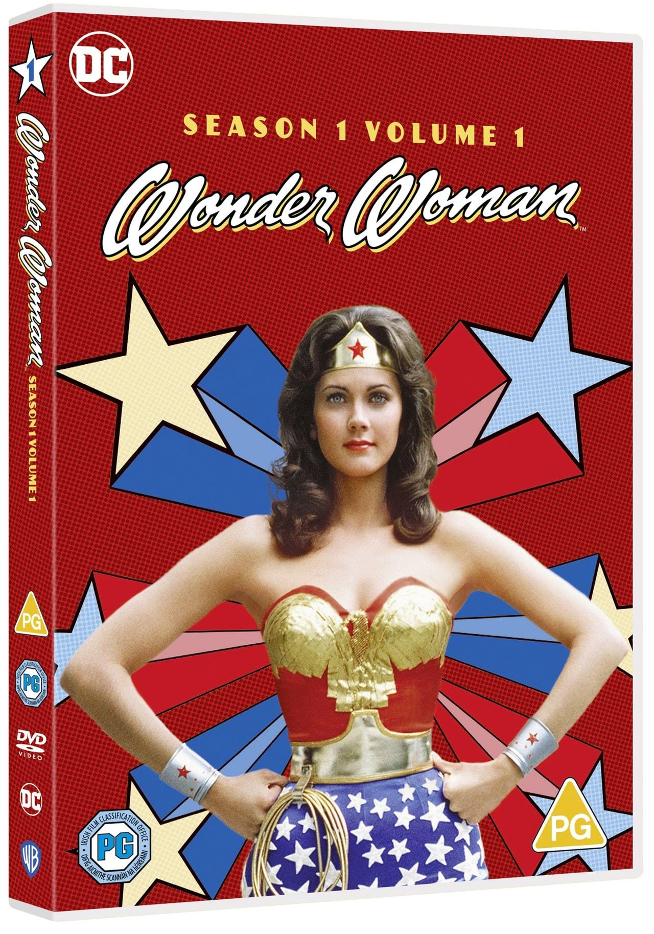 Wonder Woman: Season 1 - Volume 1 - 2