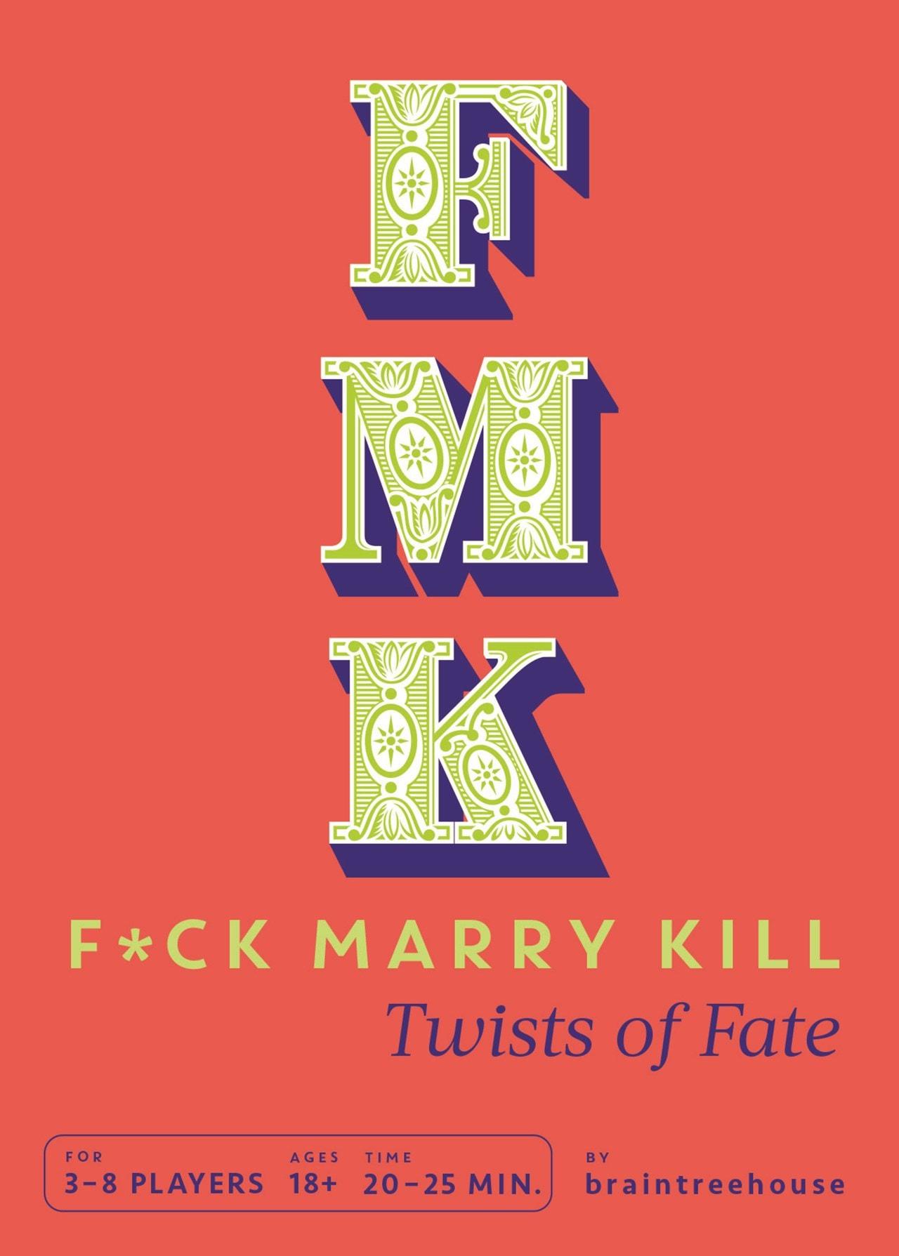 FMK: Twists Of Fate - 1