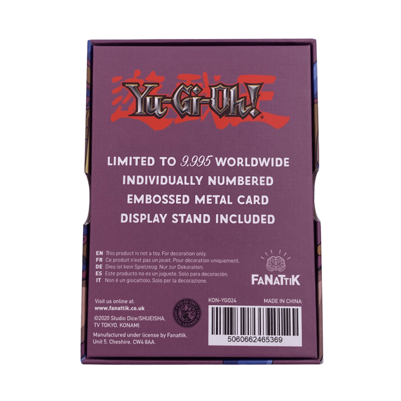 Dark Magician Girl: Yu-Gi-Oh! Metal Collectible - 6