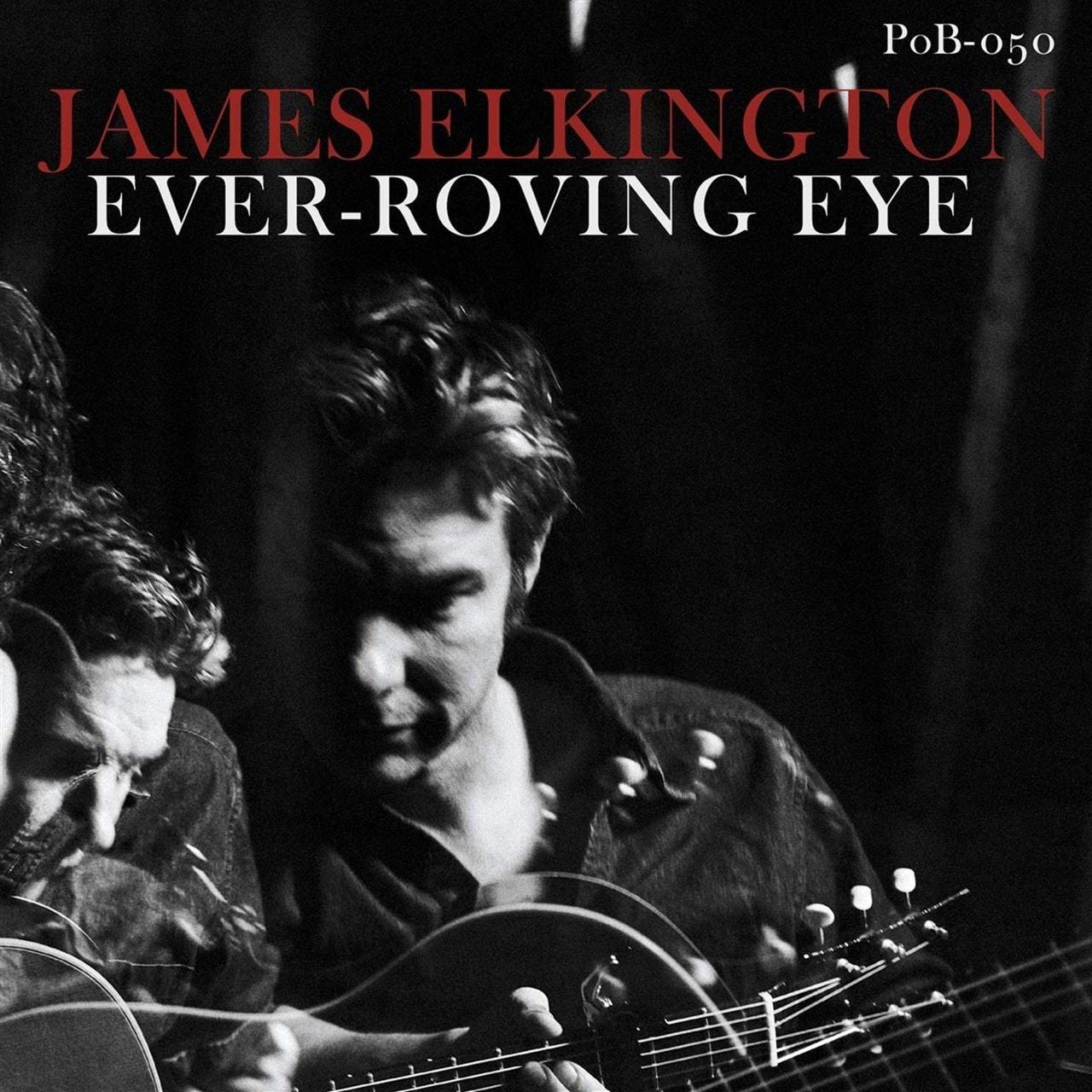 Ever-roving Eye - 1