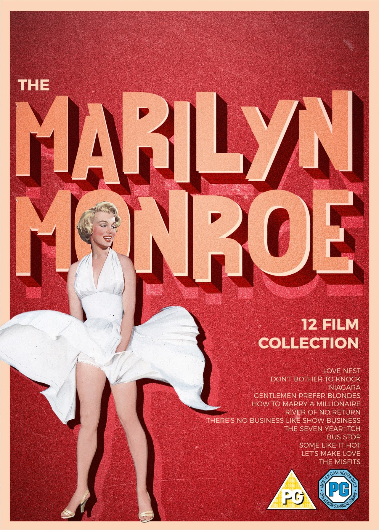 Marilyn Monroe: The 12 Film Collection (hmv Exclusive) - 1