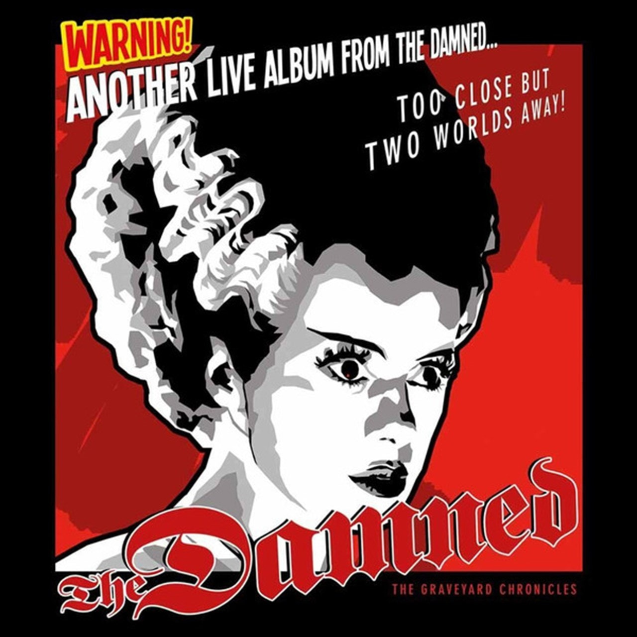 Another Live Album from the Damned - 1