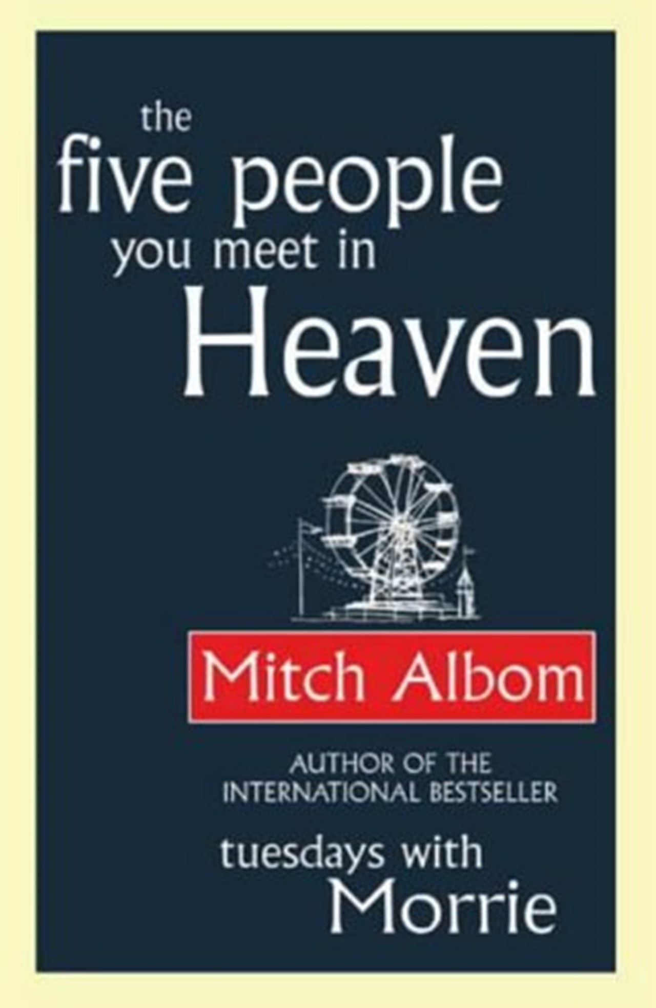 Five People You Meet In Heaven - 1