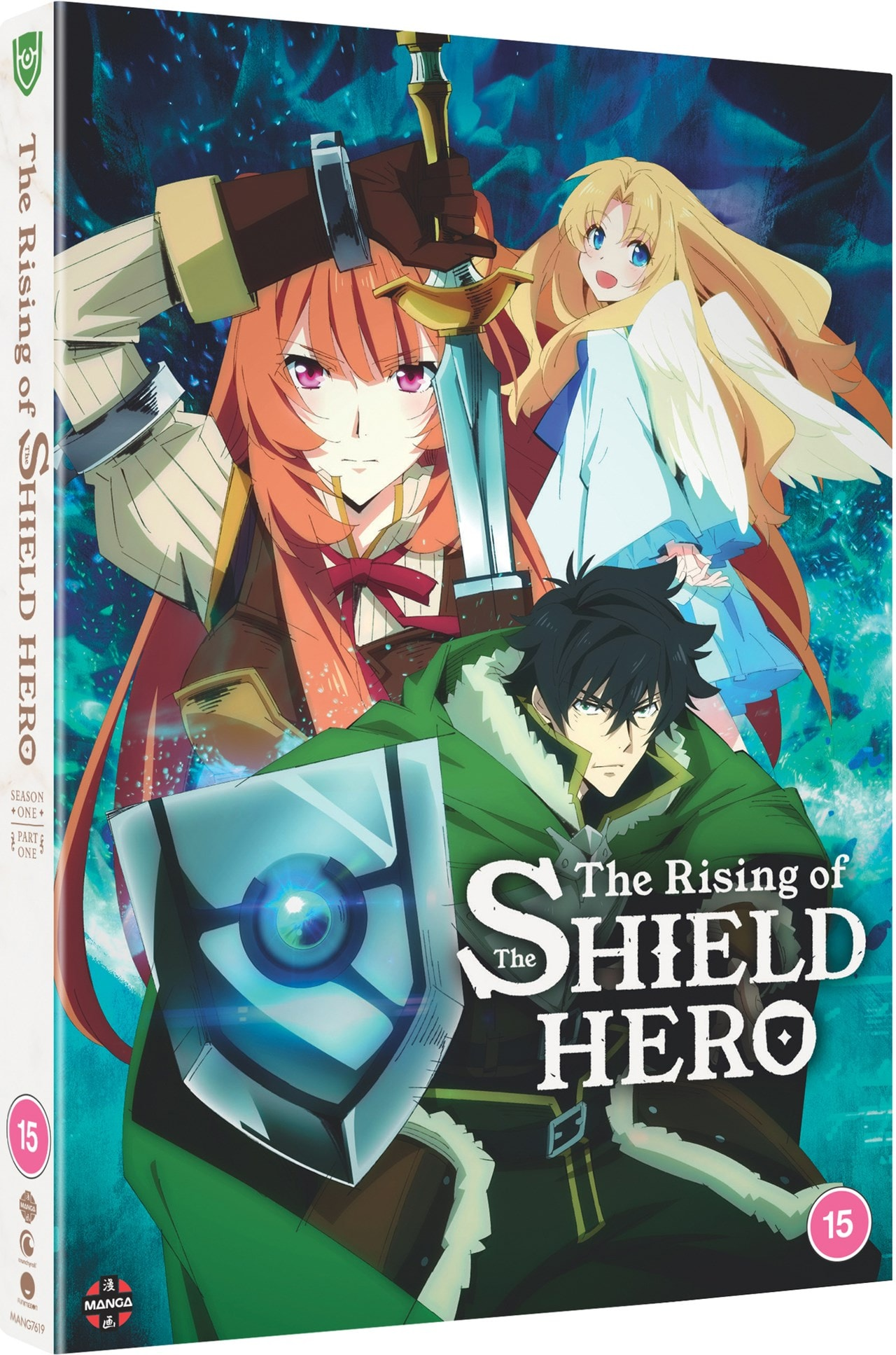 The Rising of the Shield Hero: Season One, Part One - 2