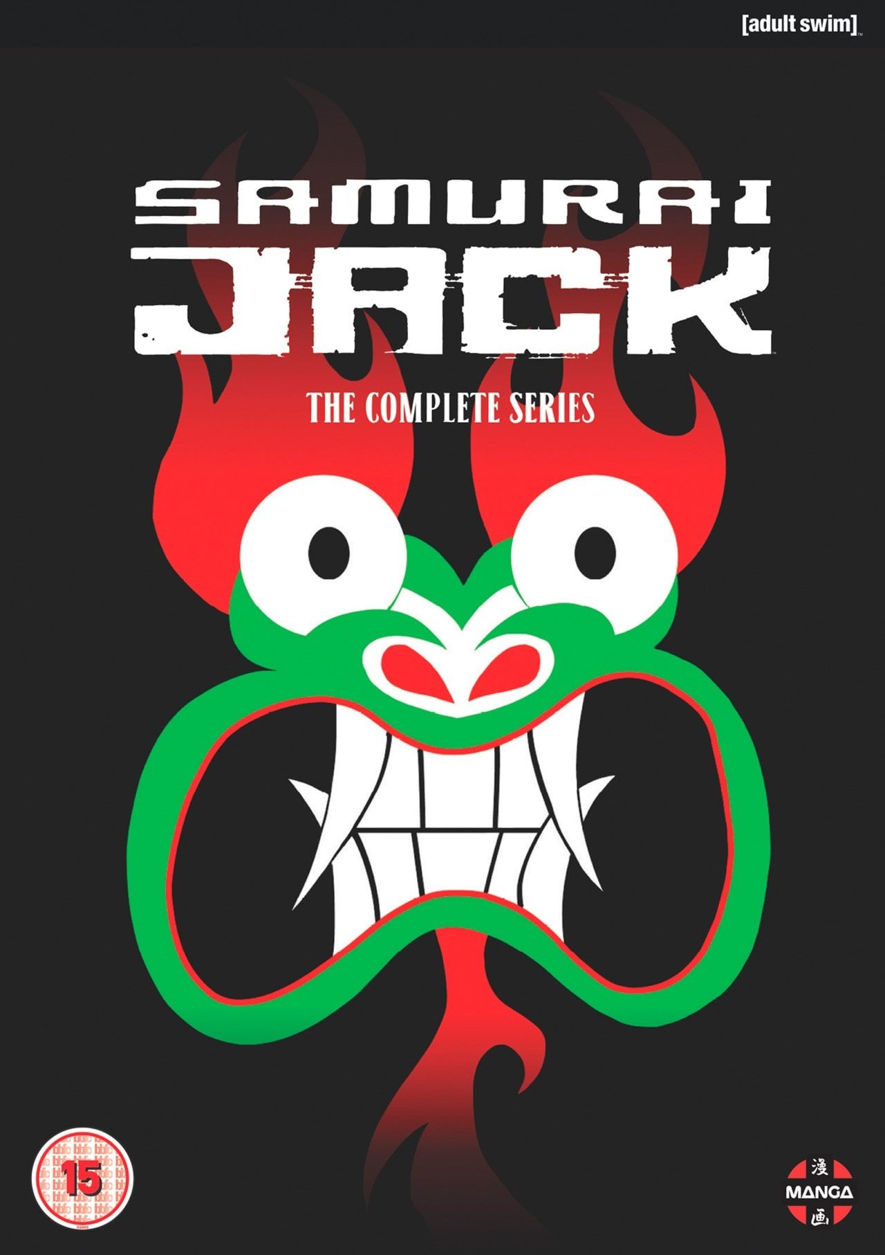 Samurai Jack: The Complete Series - 1