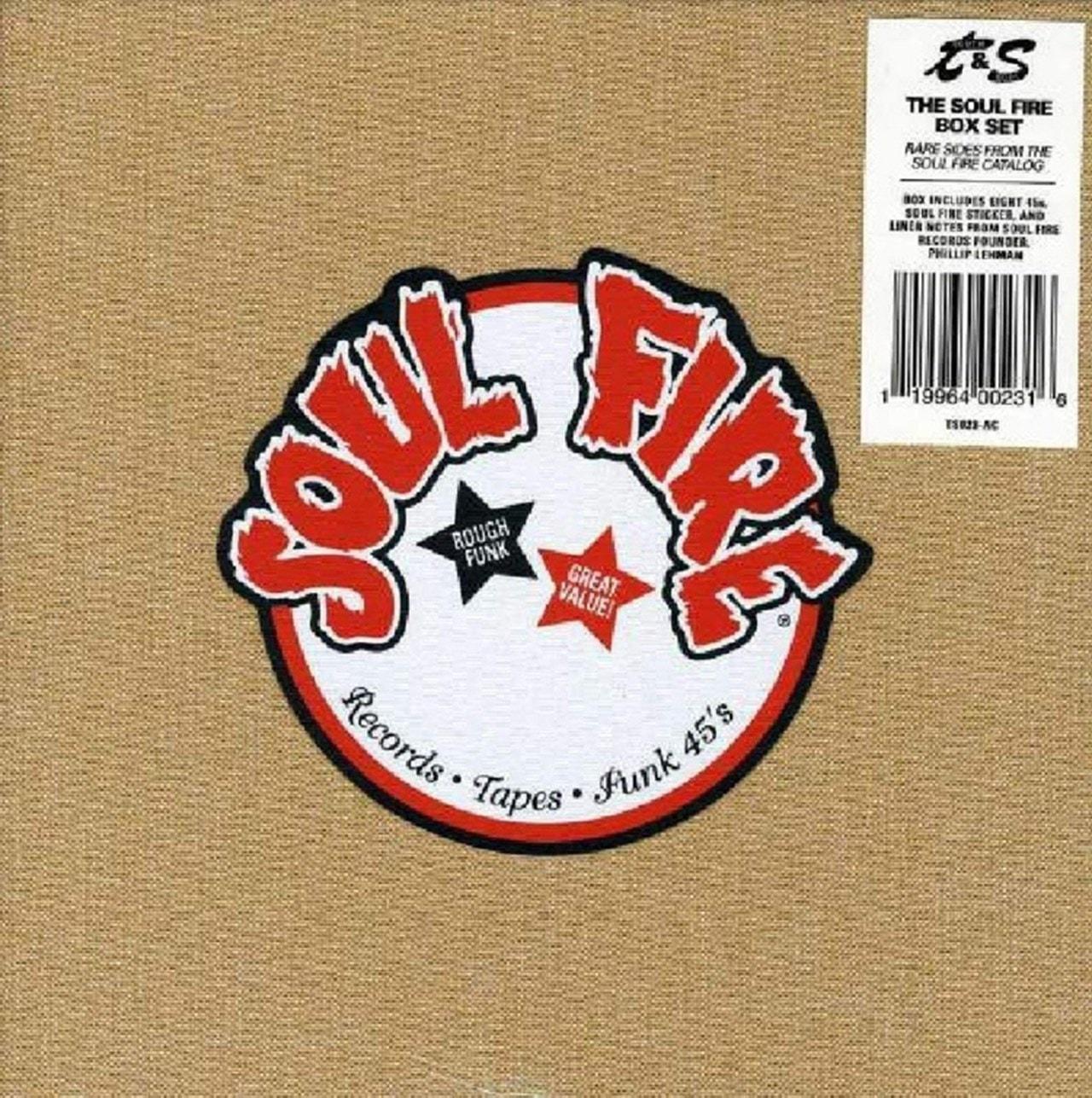 The Soul Fire Box Set - 1