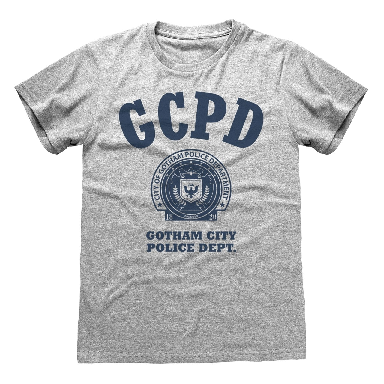 GCPD: Gotham City Police Department (Small) - 1