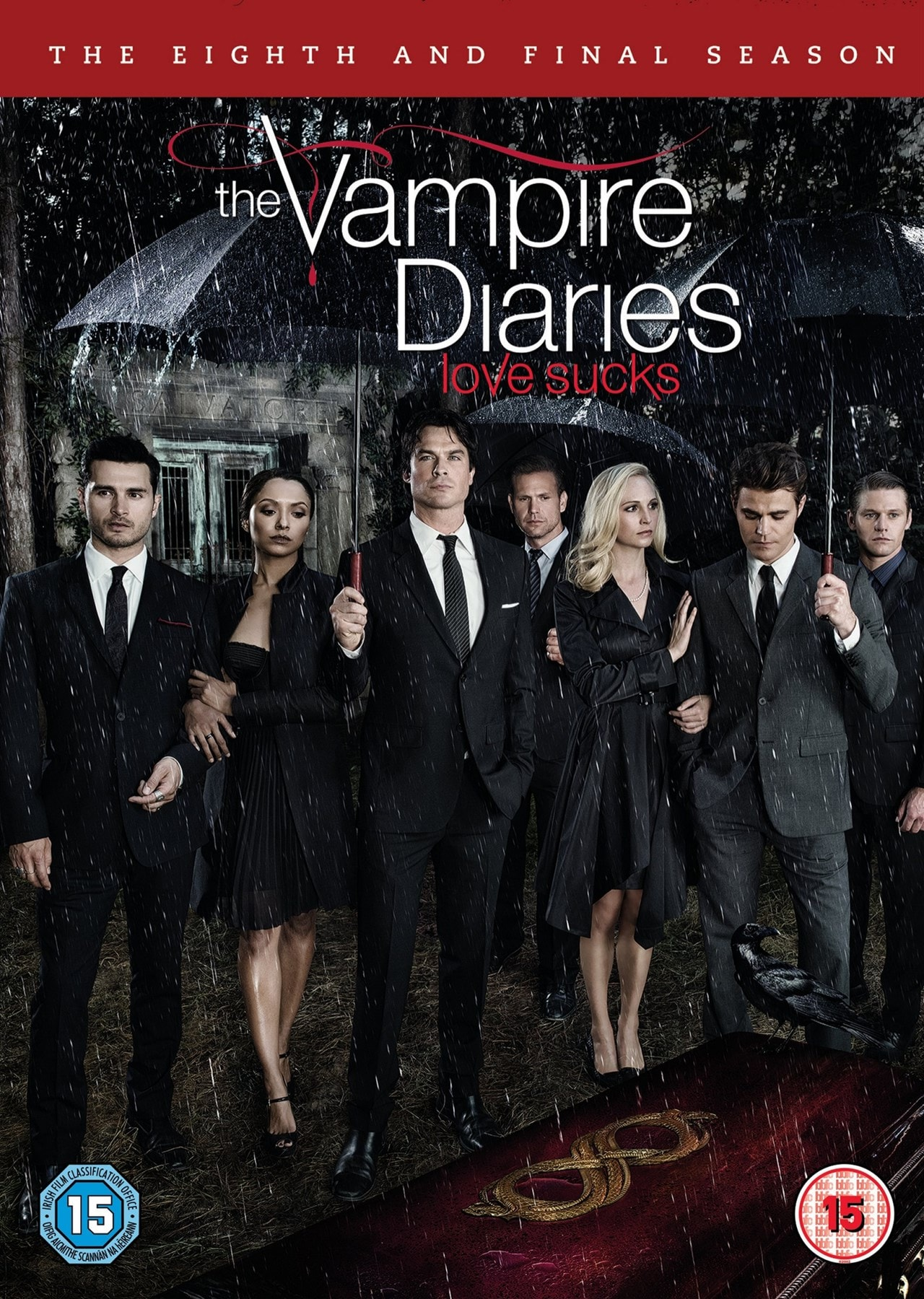 The Vampire Diaries: The Eighth and Final Season - 1