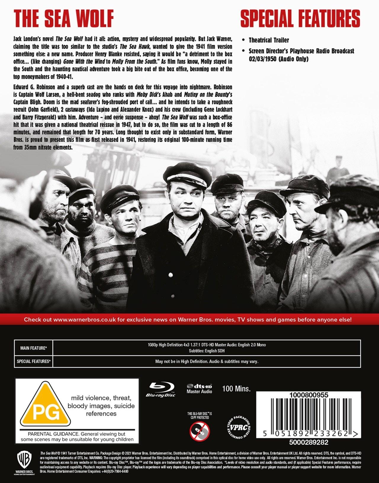 The Sea Wolf (hmv Exclusive) - The Premium Collection - 3