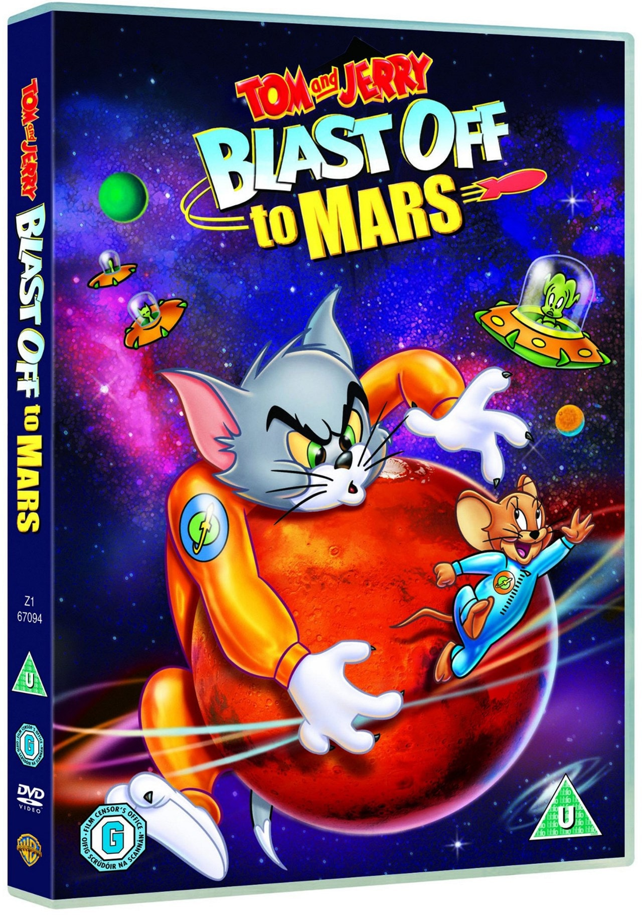 Tom and Jerry: Blast Off to Mars - 2