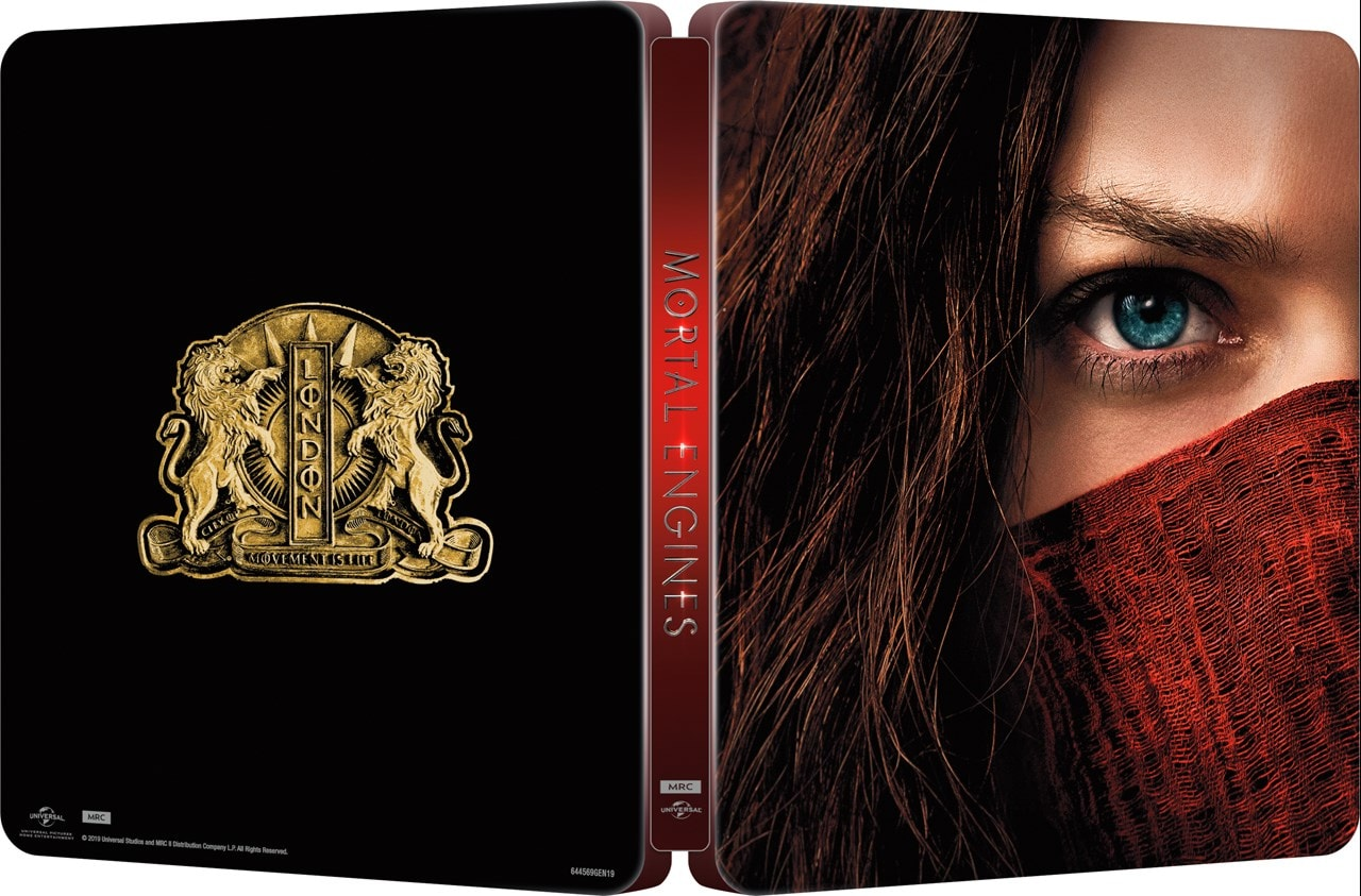 Mortal Engines - 3